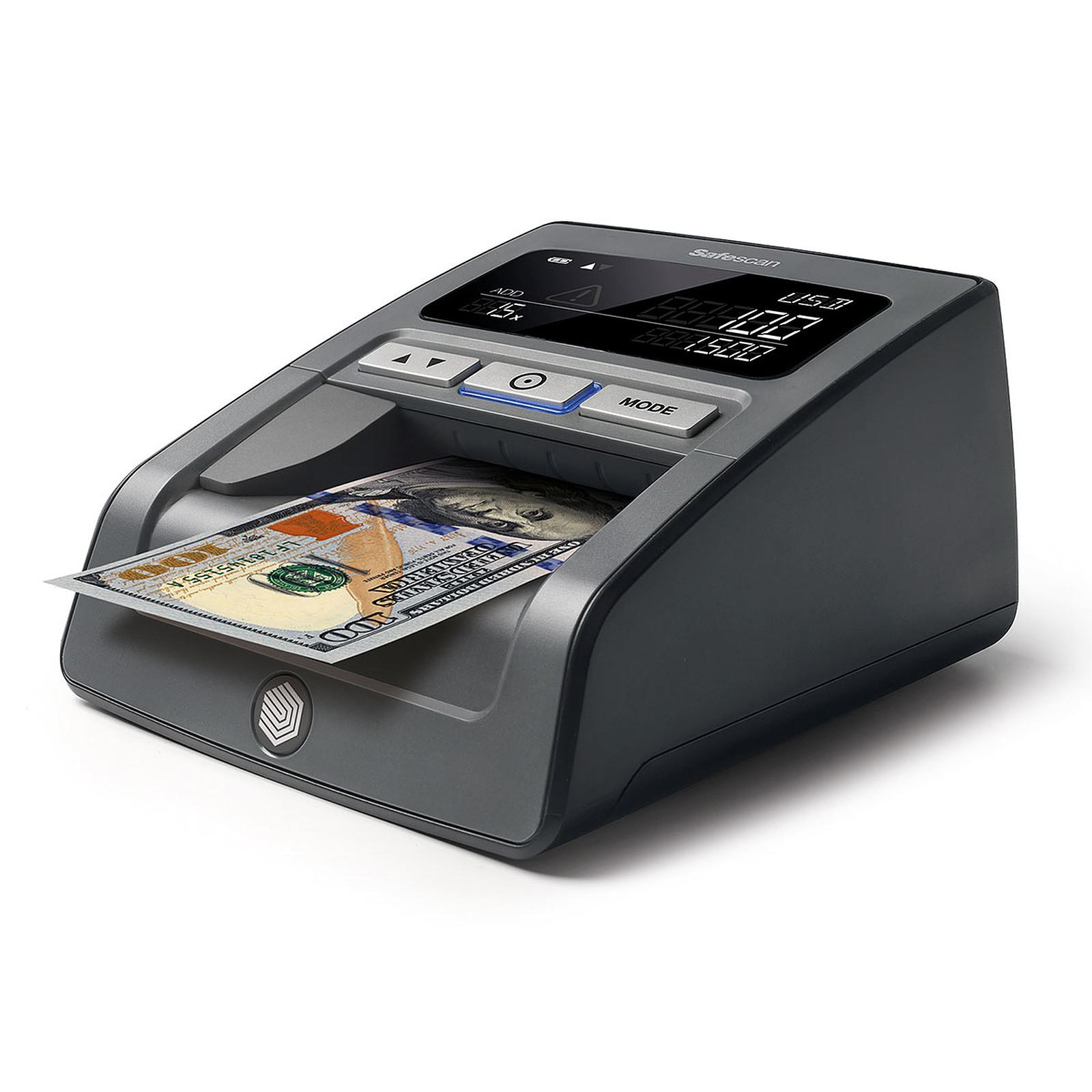 Safescan Détecteur de faux billets 185-S Noir