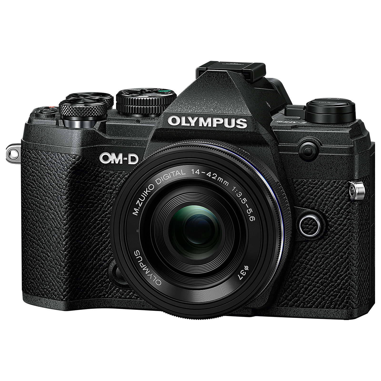 Olympus E-M5 Mark III Noir + 14-42 mm Noir