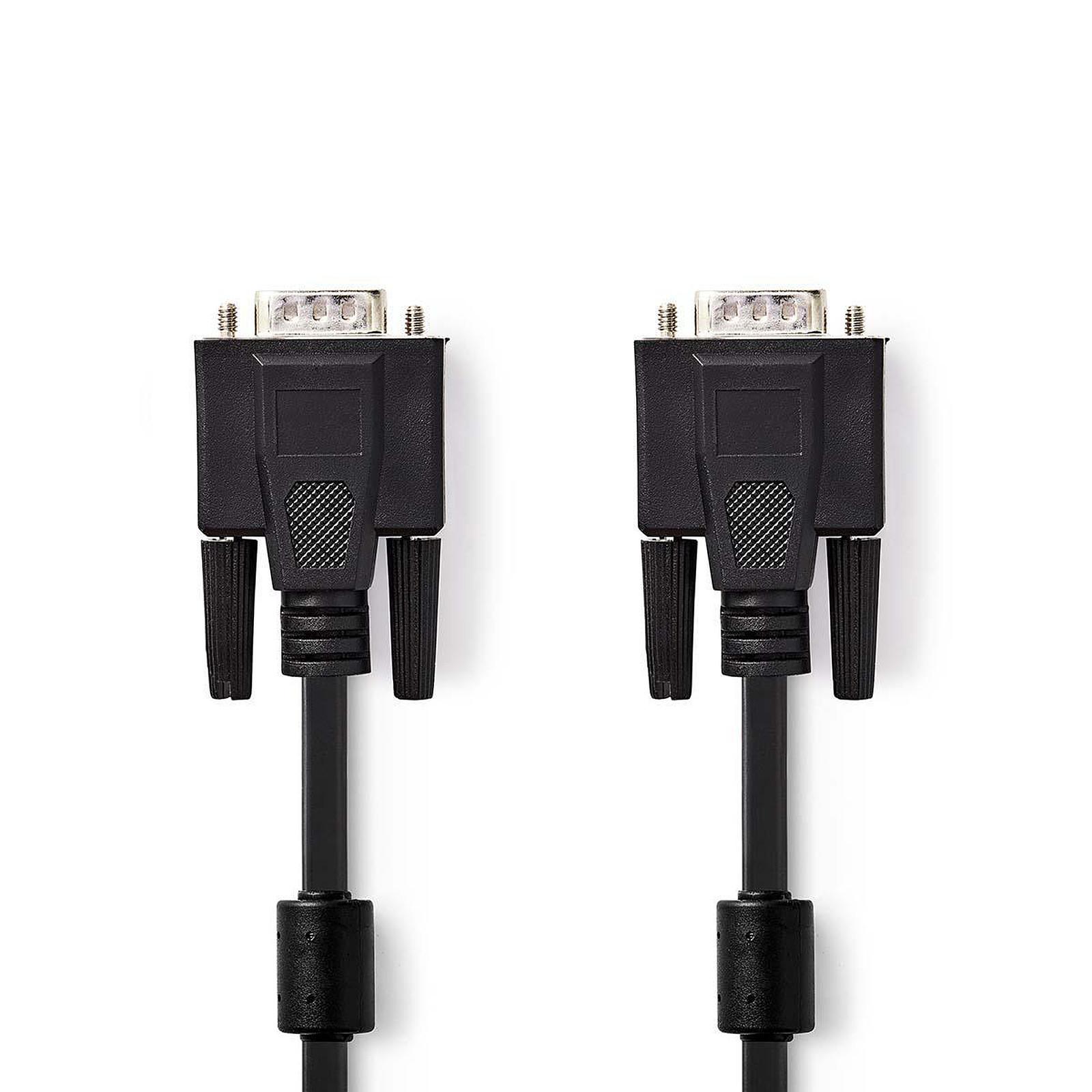 Câble VGA HD mâle / mâle (2 m)