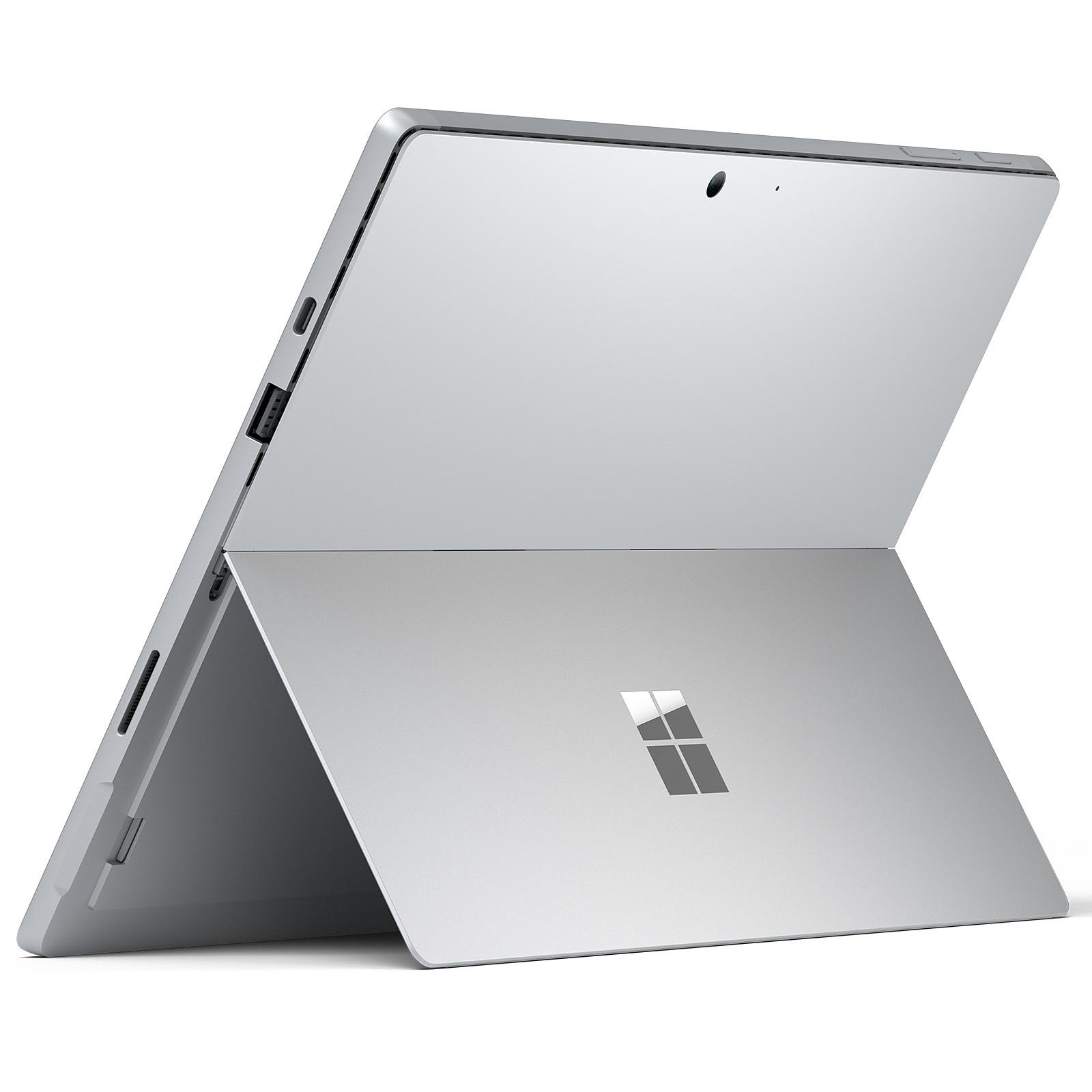 Microsoft Surface Pro 7 for Business - Platine (PVR-00003) - PC portable Microsoft sur LDLC