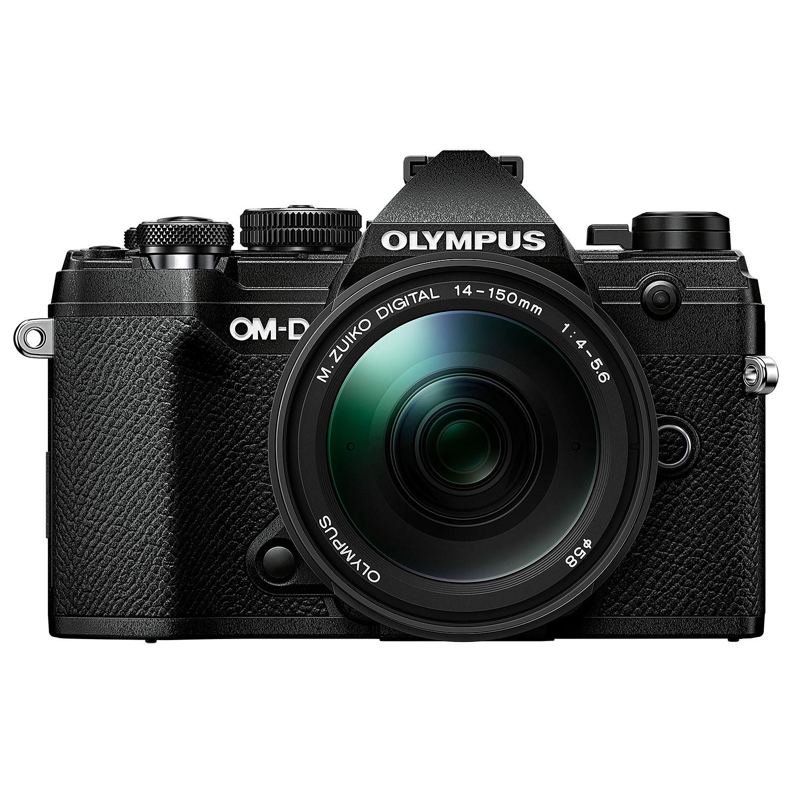 Olympus E-M5 Mark III Noir + 14-150 mm Noir