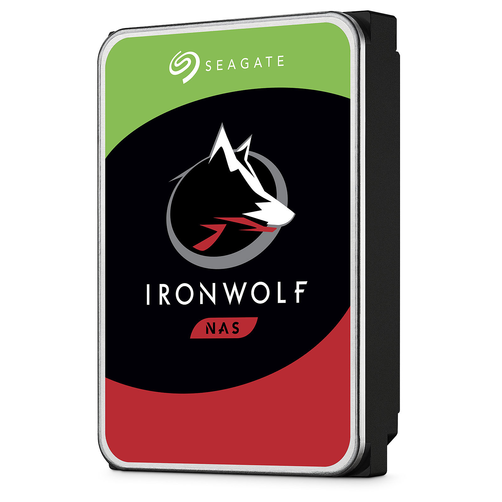 Seagate IronWolf 10 To (ST10000VN0004)