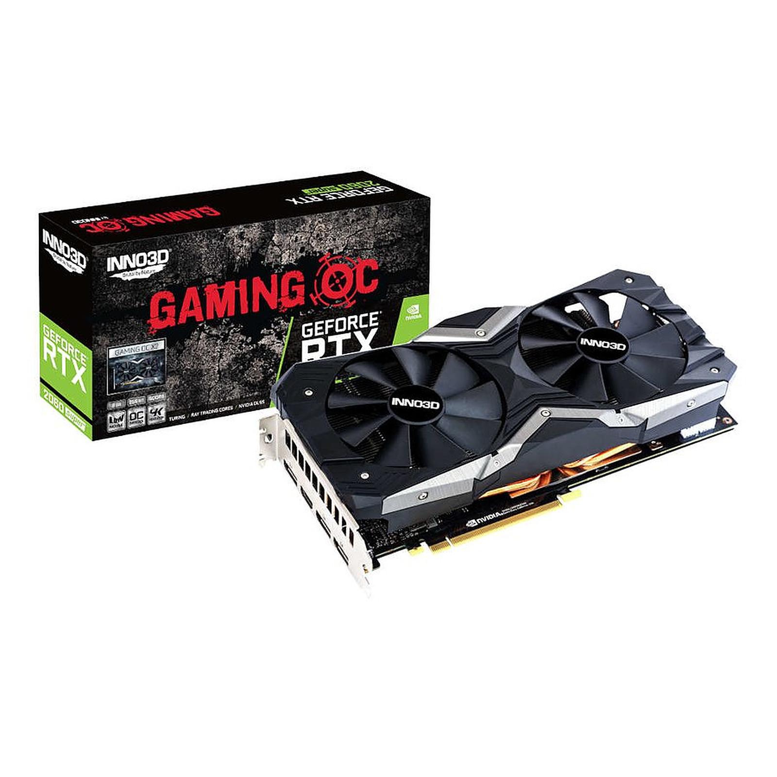 INNO3D GeForce RTX 2060 SUPER GAMING X2 OC