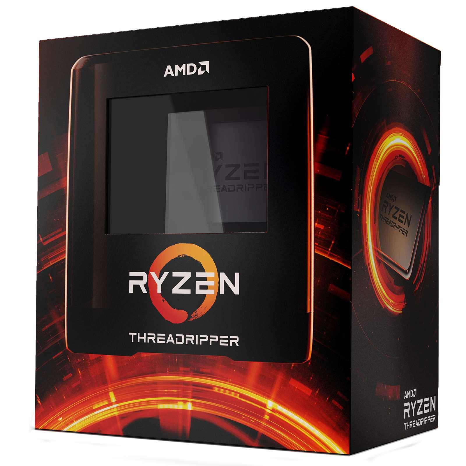 AMD Ryzen Threadripper 3960X (4.5 GHz Max.)