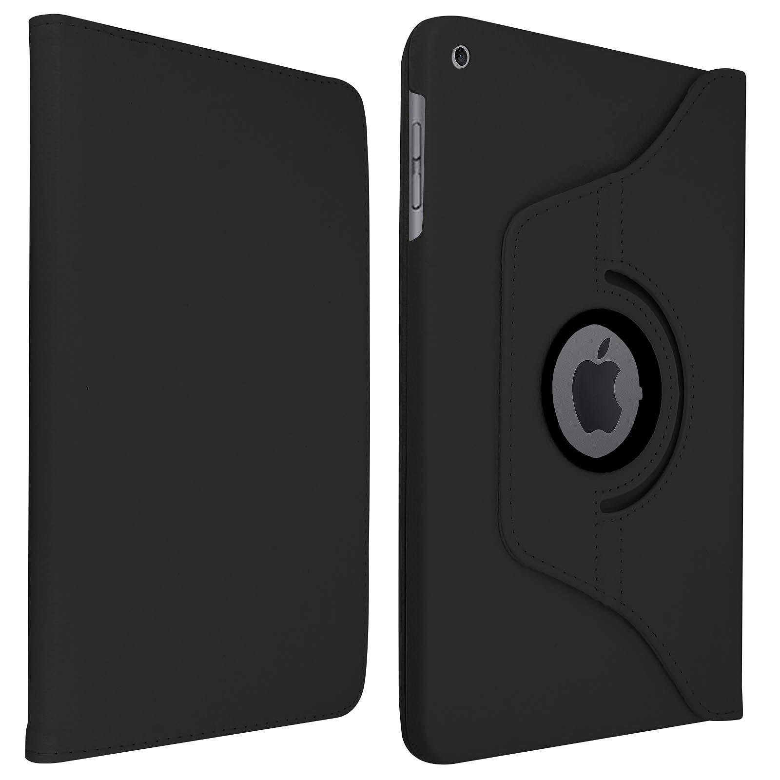 "Akashi Etui Folio Noir iPad 10.2"""