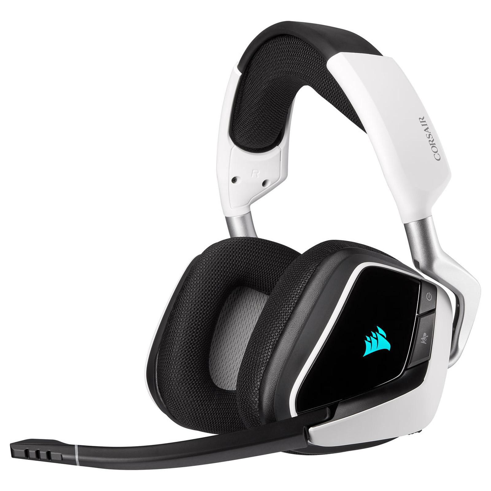 Corsair Gaming VOID Pro RGB ELITE Wireless (blanco)