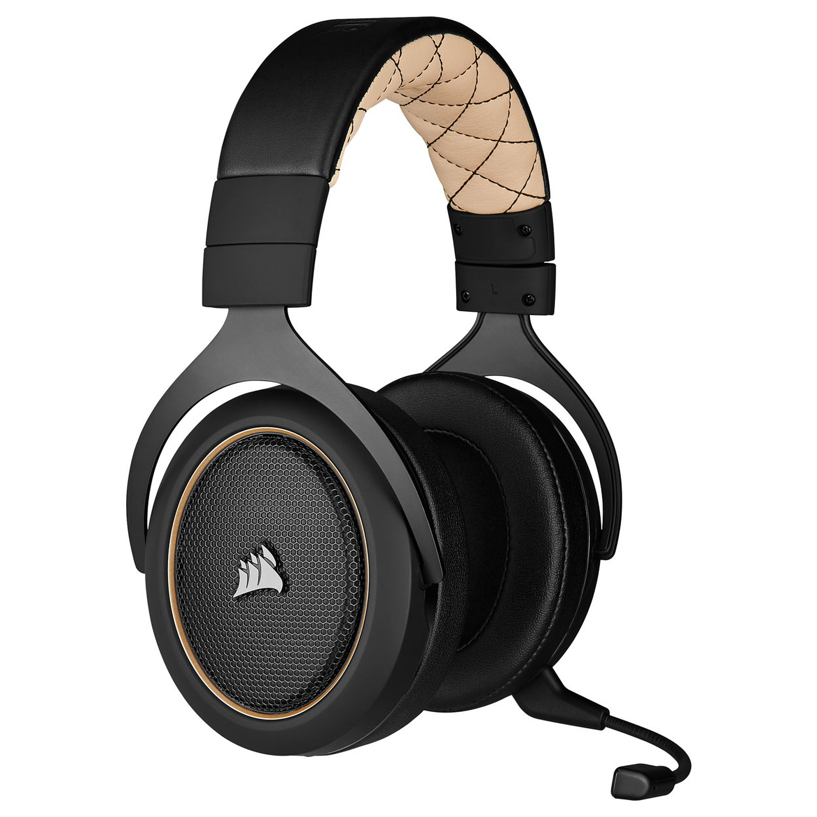Gaming Corsair HS70 Pro Wireless (Crema) Auriculares  N8csF