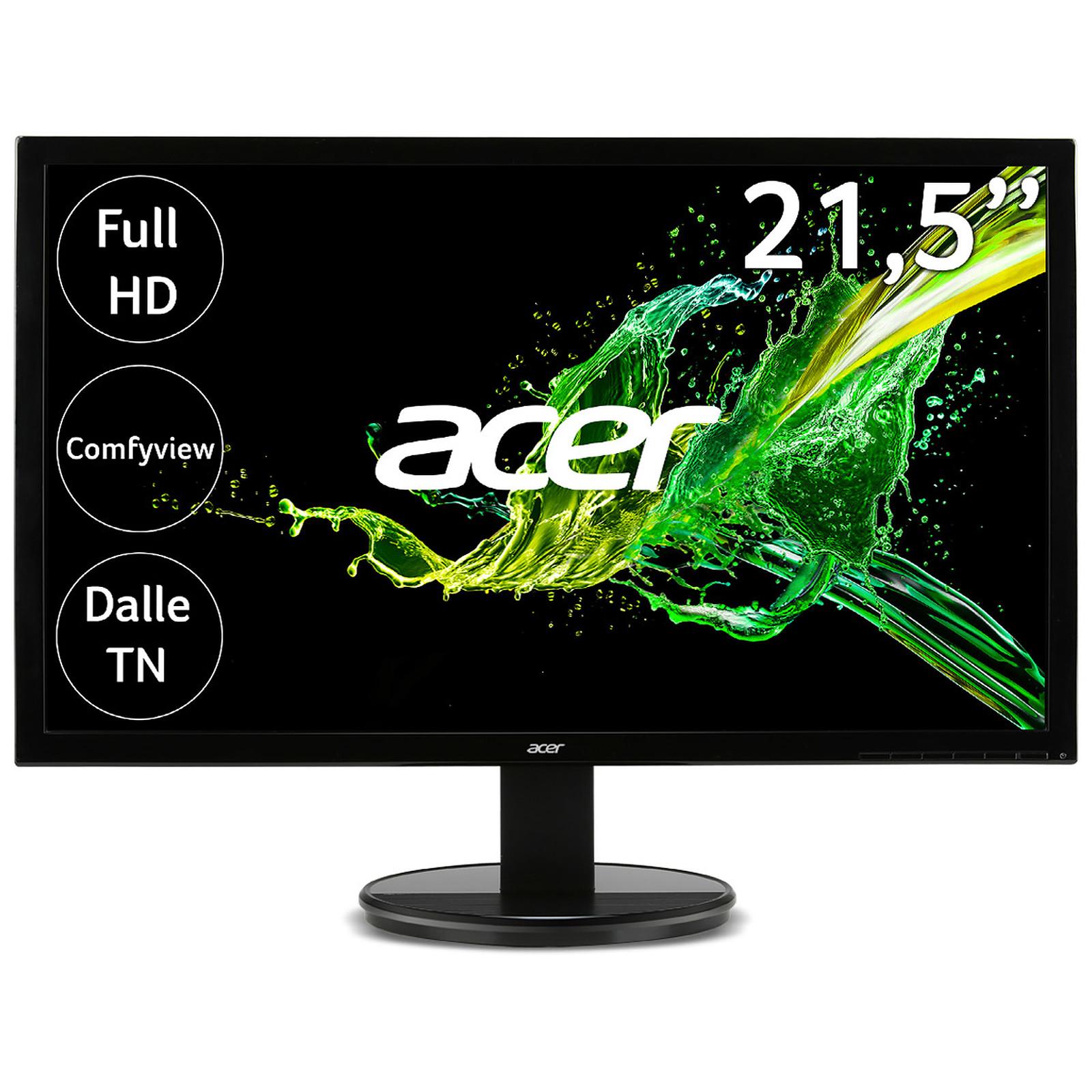 """Acer 21.5"""" LED - K222HQLBD"""