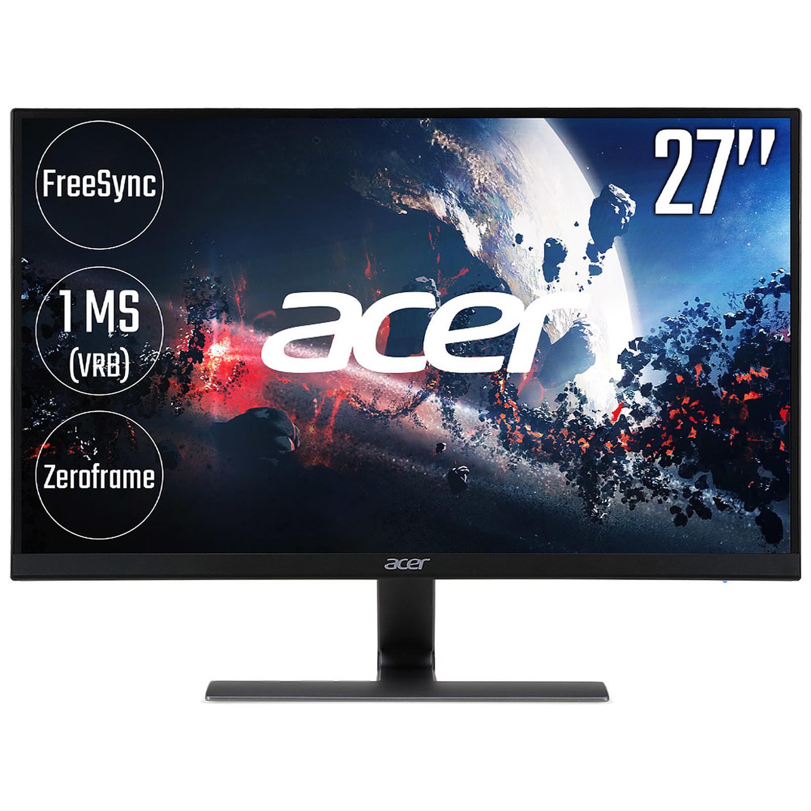"""Acer 27"""" LED - RG270bmiix"""