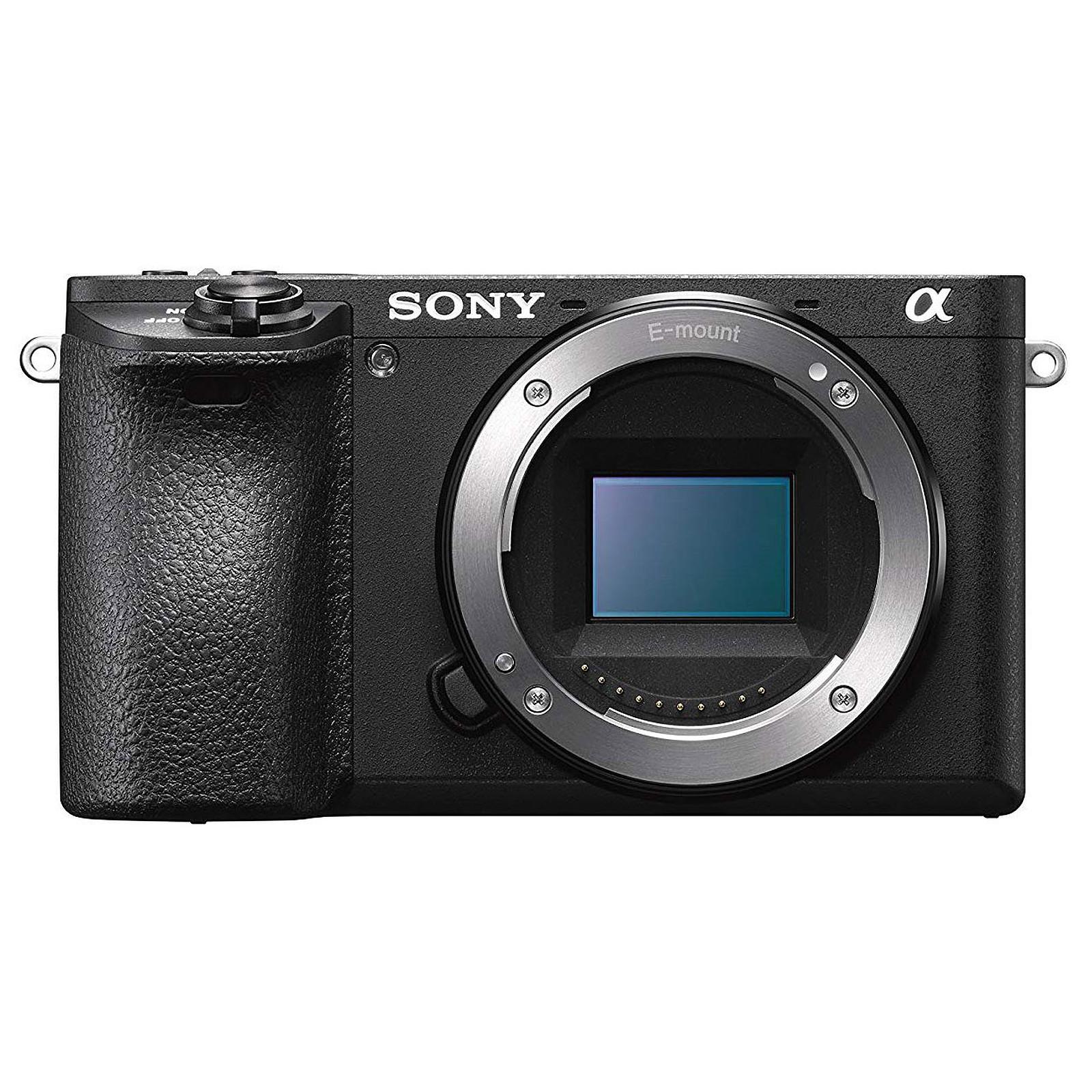 Sony Alpha 6500 Noir