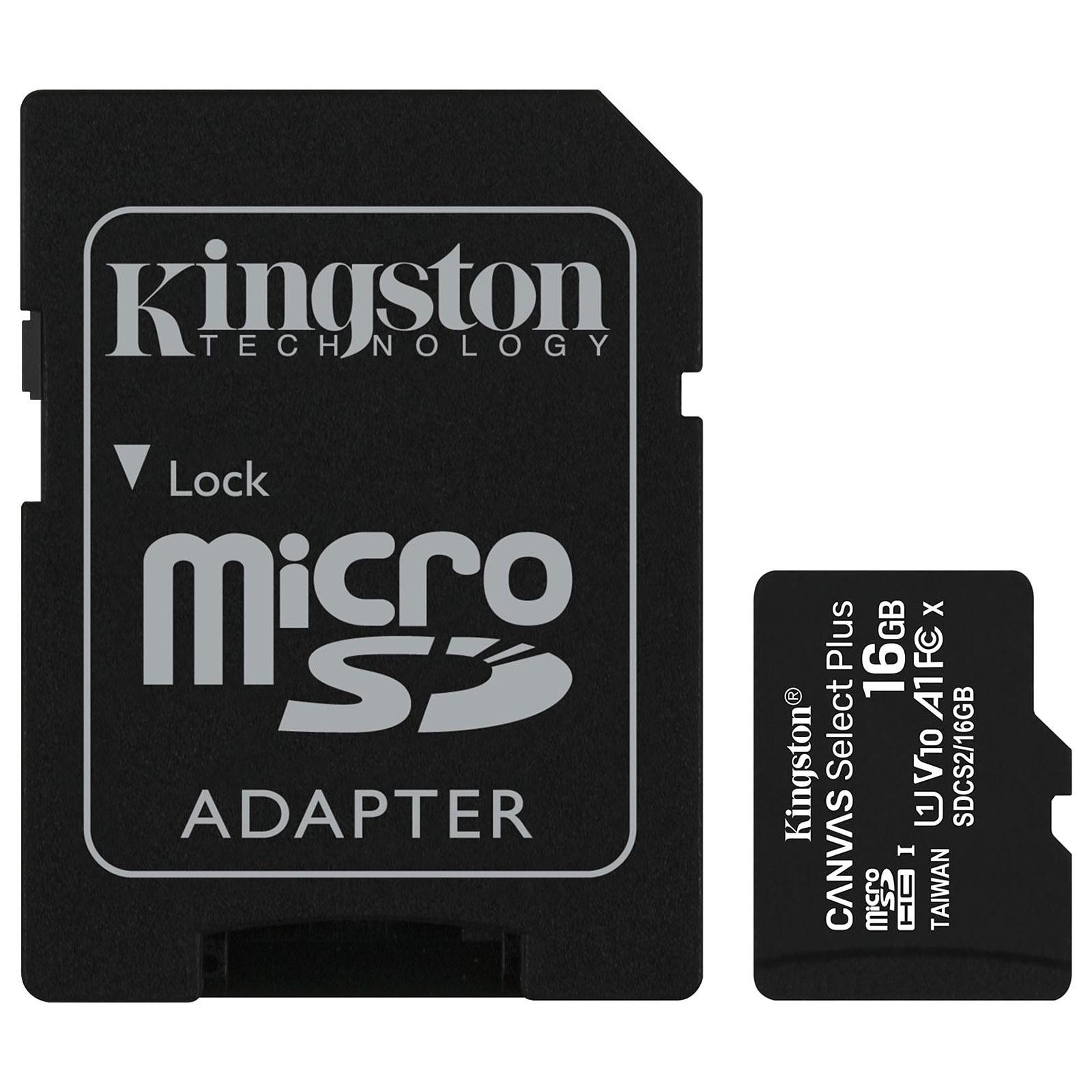 Kingston Canvas Select Plus SDCS2/16GB