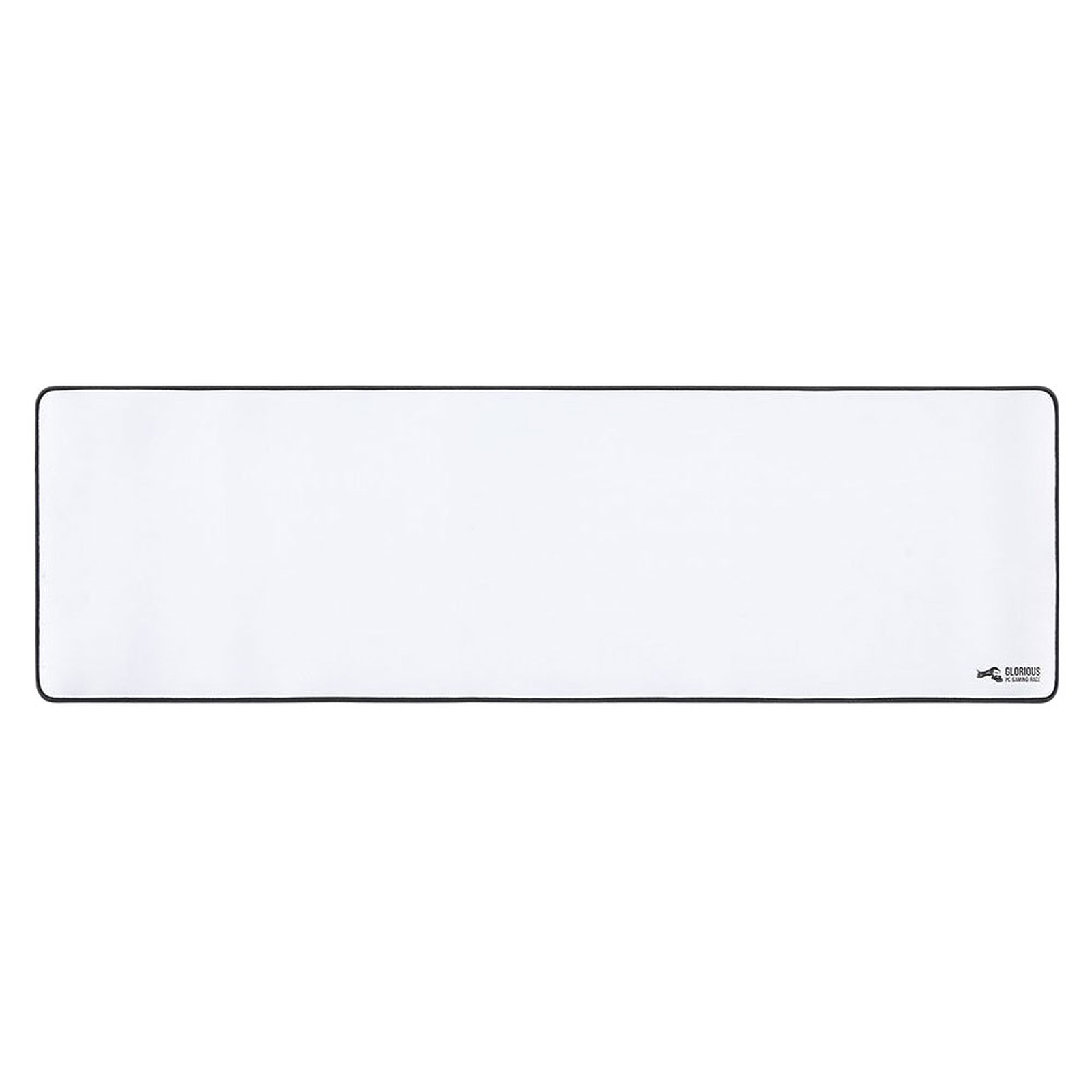 Glorious Mousepad Extended (Blanc)