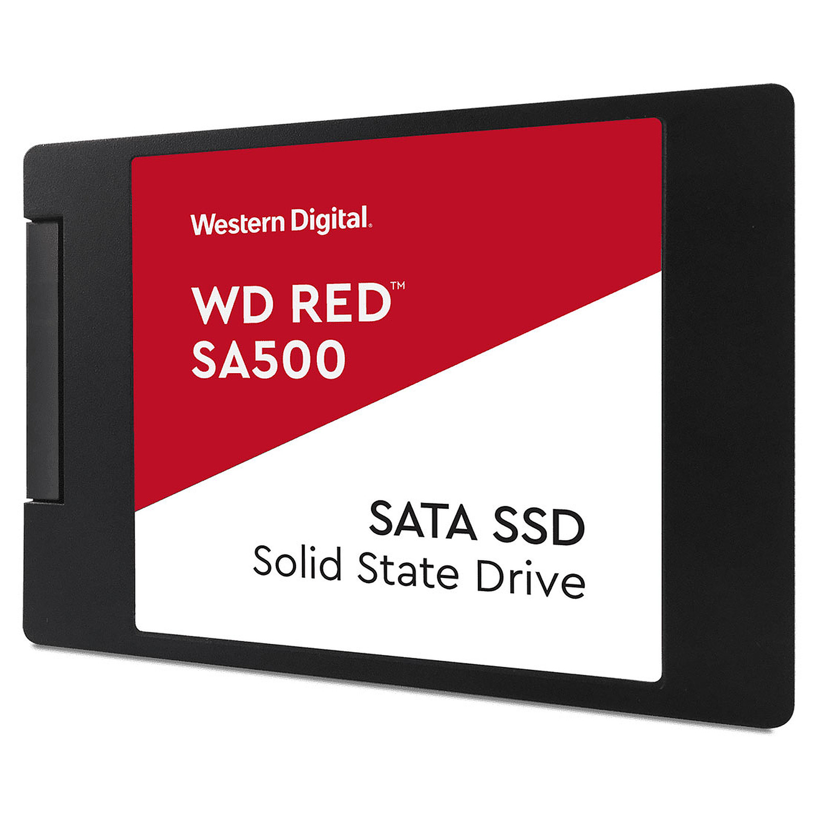 Western Digital SSD WD Red SA500 4 To