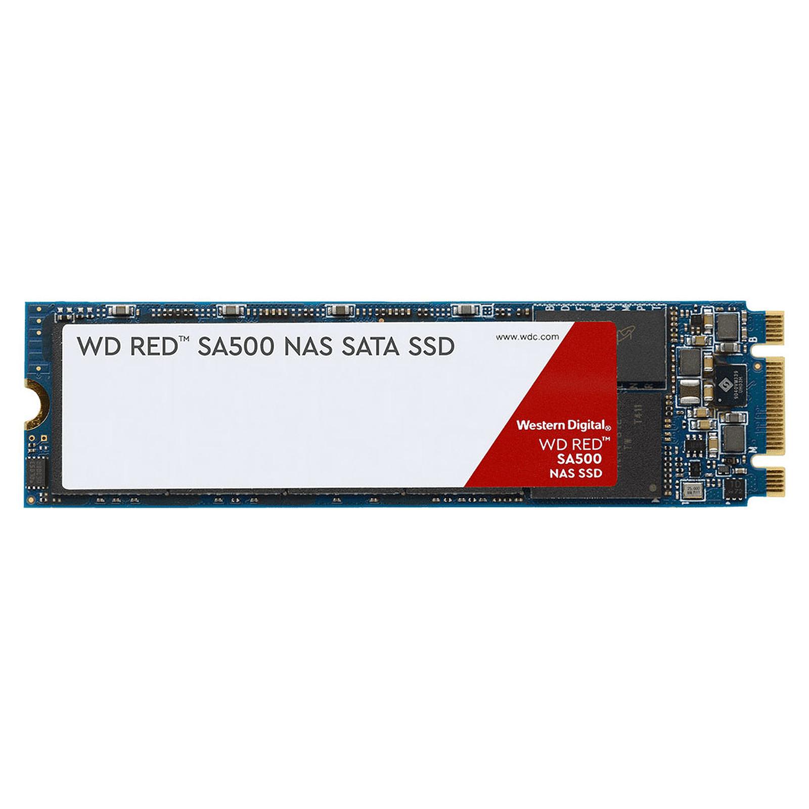 Western Digital SSD M.2 WD Red SA500 500 Go