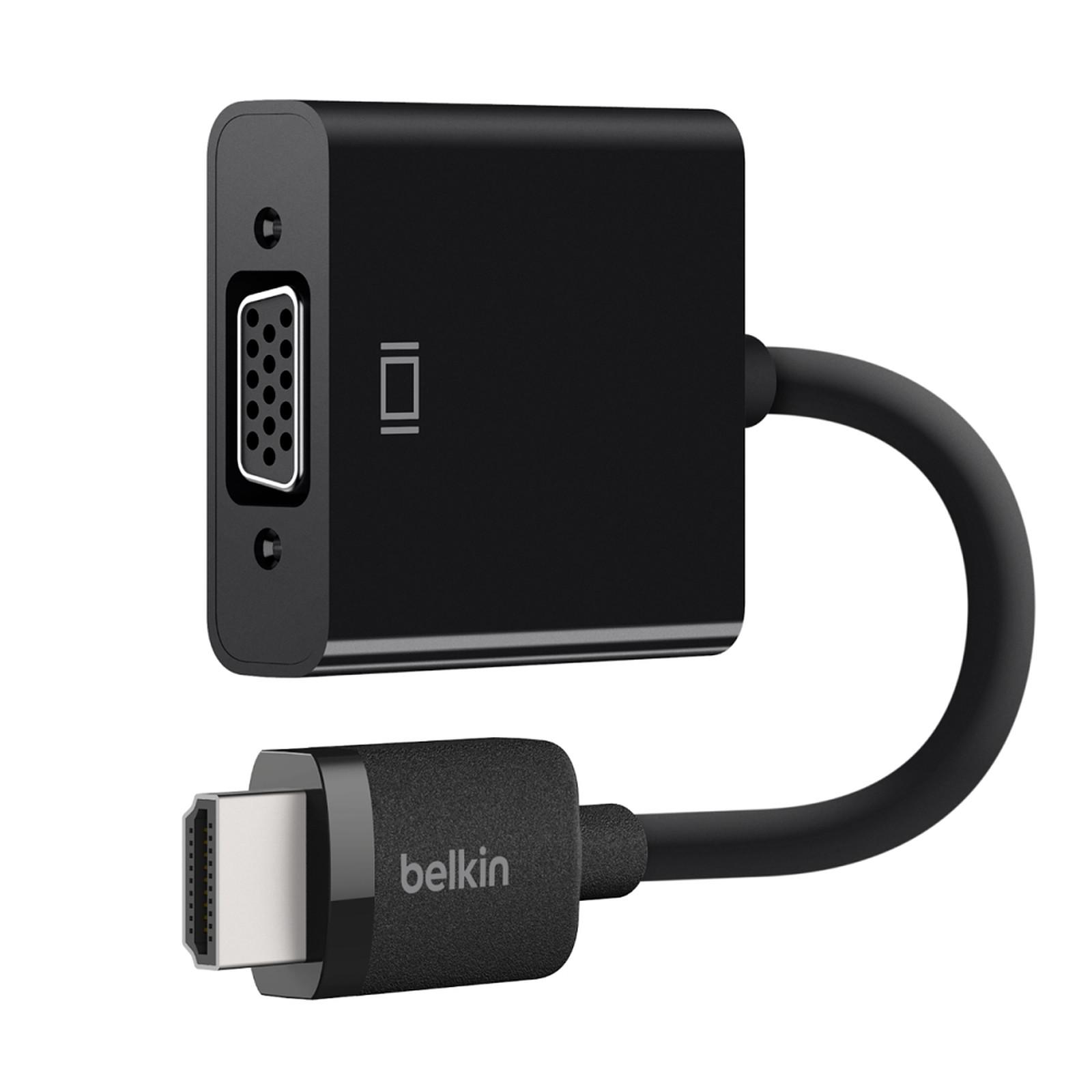 Belkin adaptateur HDMI / VGA