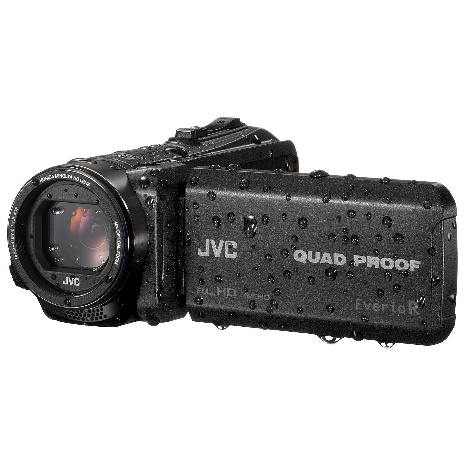 JVC GZ-R445 Noir
