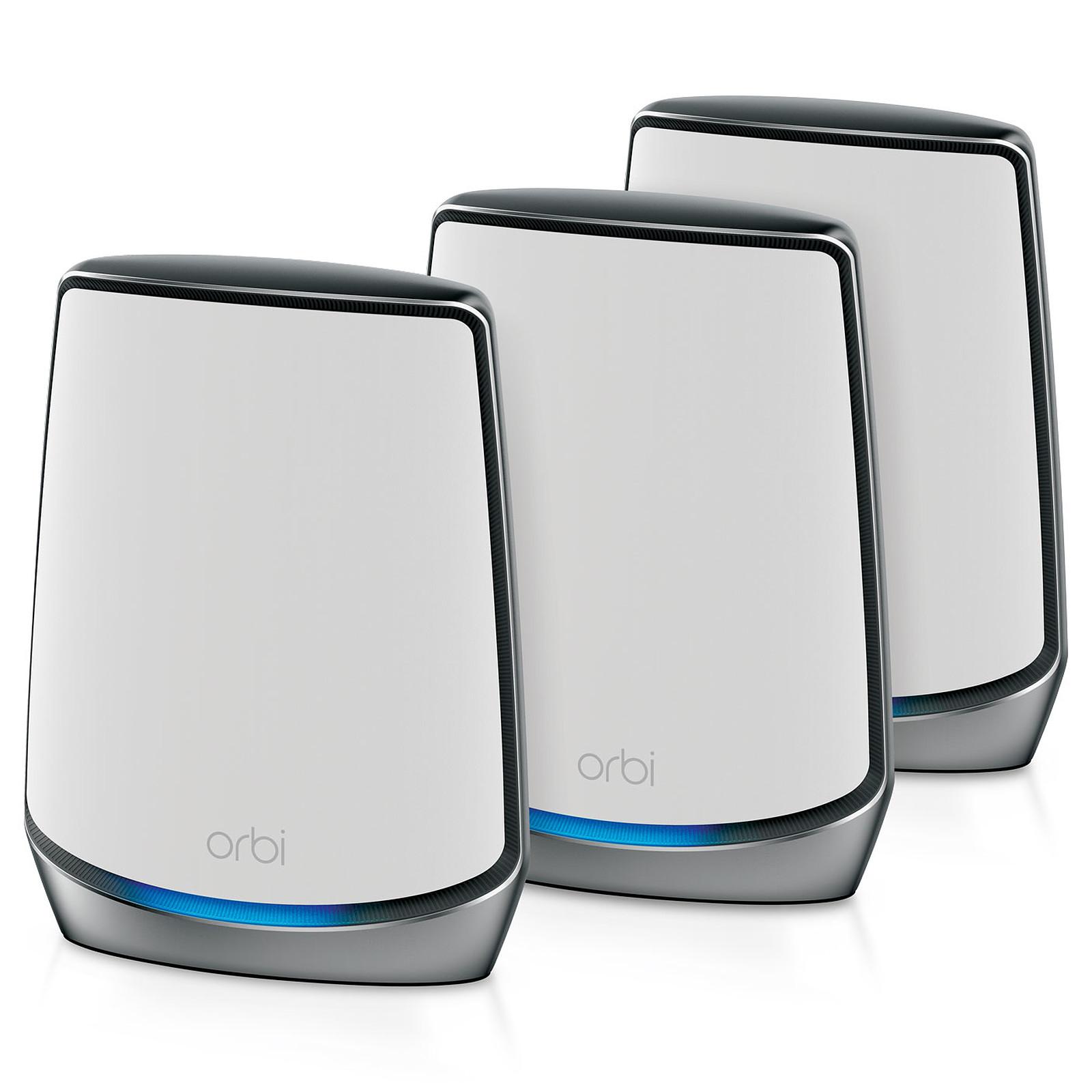 Netgear Orbi WiFi 6 AX6000 routeur + 2 satellites (RBK853)