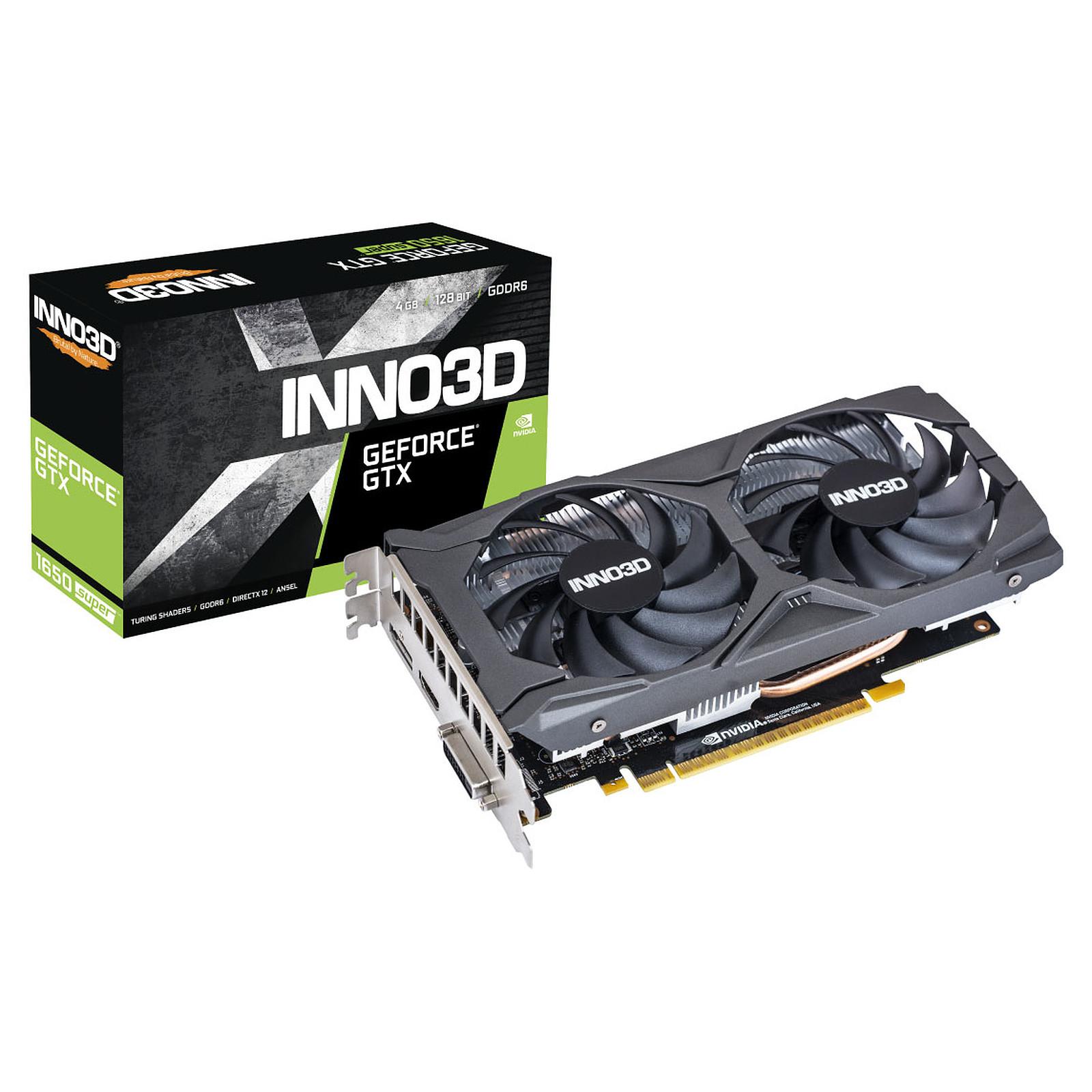 INNO3D GeForce GTX 1650 SUPER TWIN X2 OC
