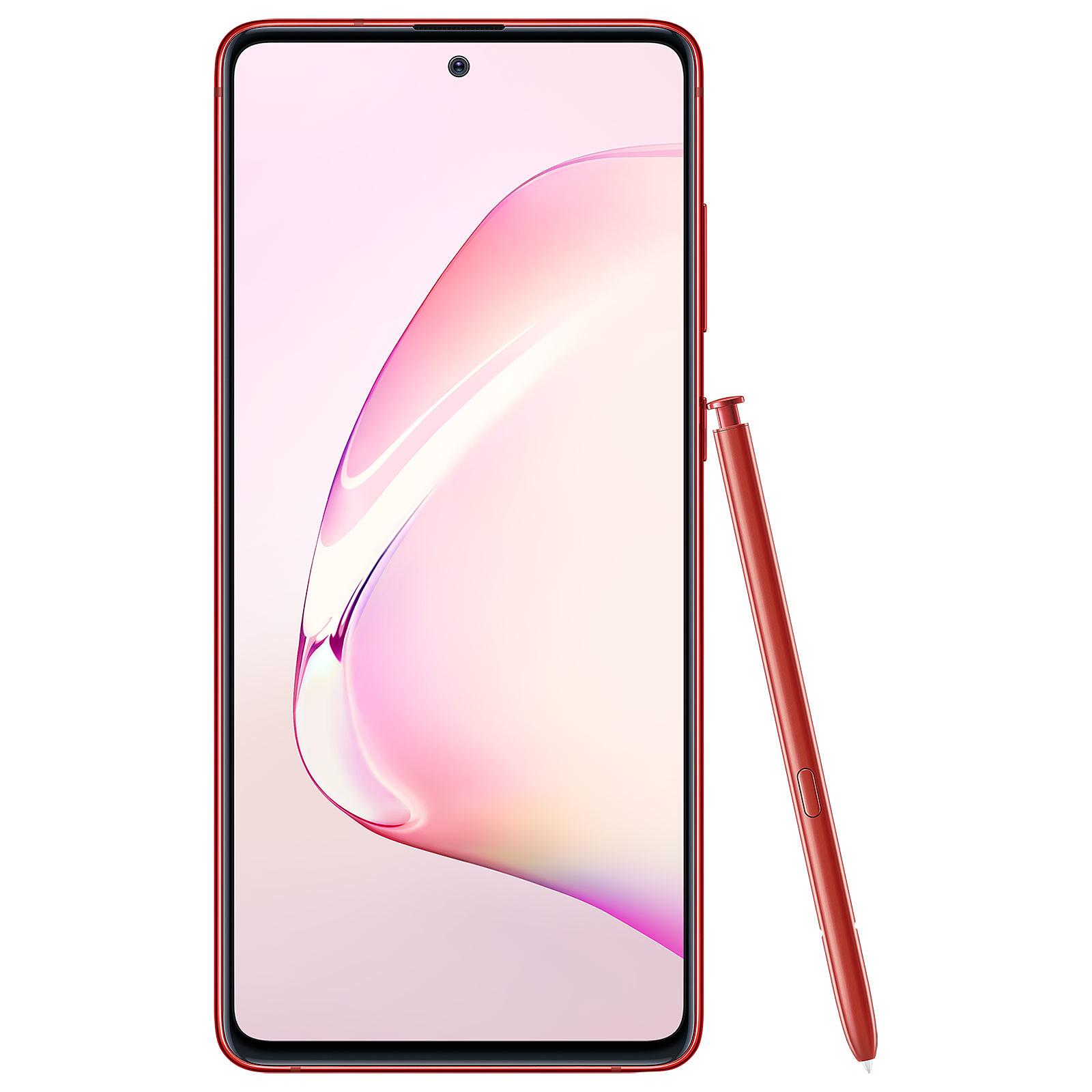Samsung Galaxy Note 10 Lite SM-N770 Rouge (6 Go / 128 Go)