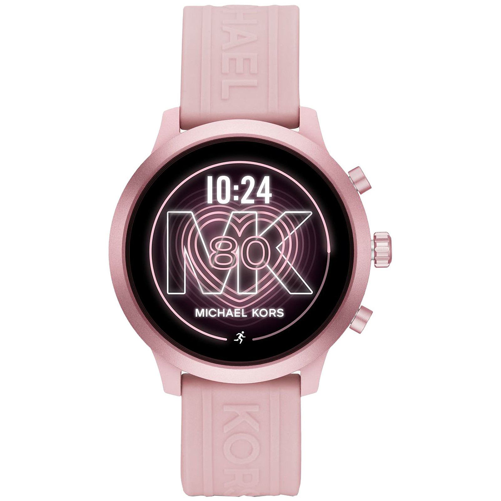Michael Kors Access MKGO (43 mm / Silicone / Rose)