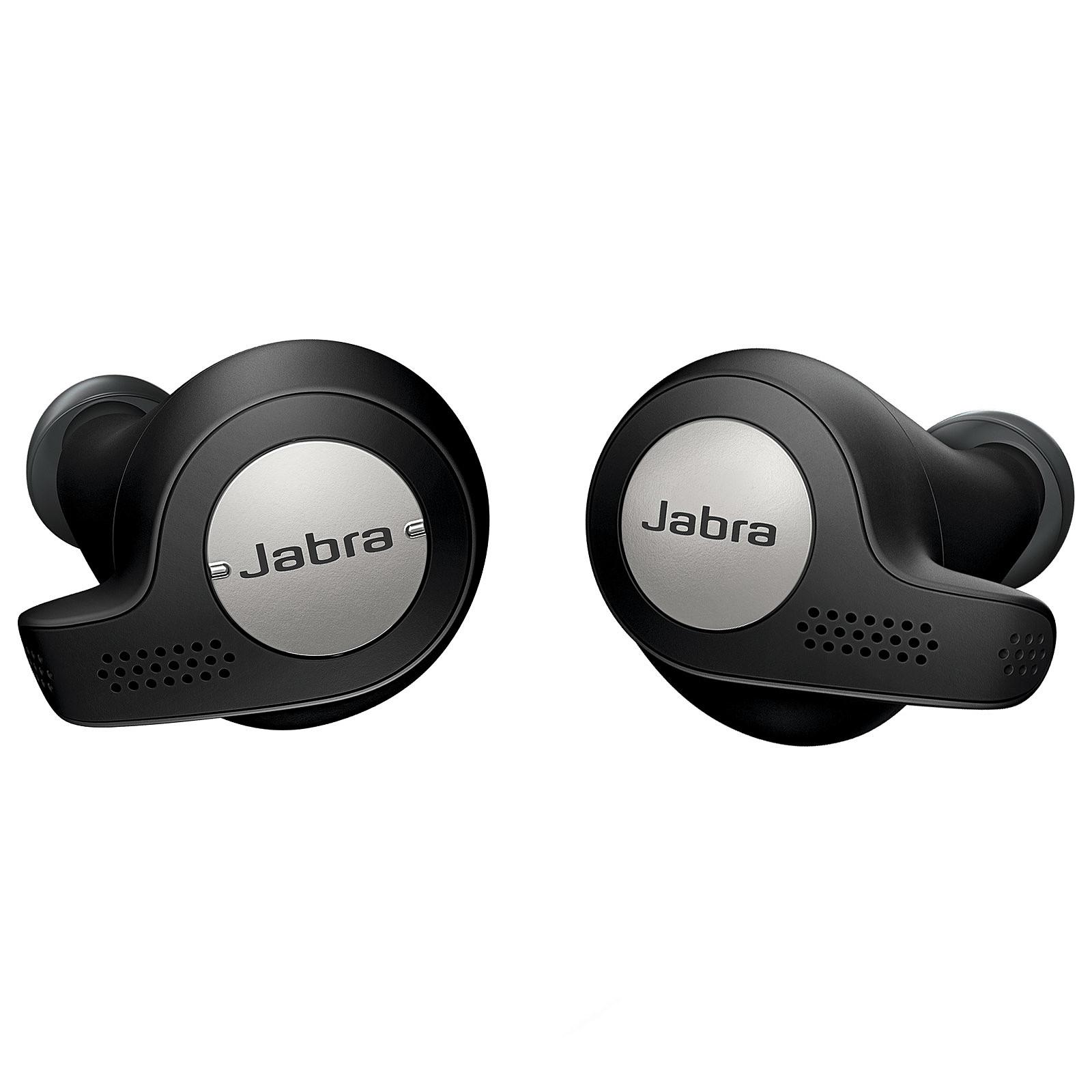Jabra Active Elite 65t Titanium Black