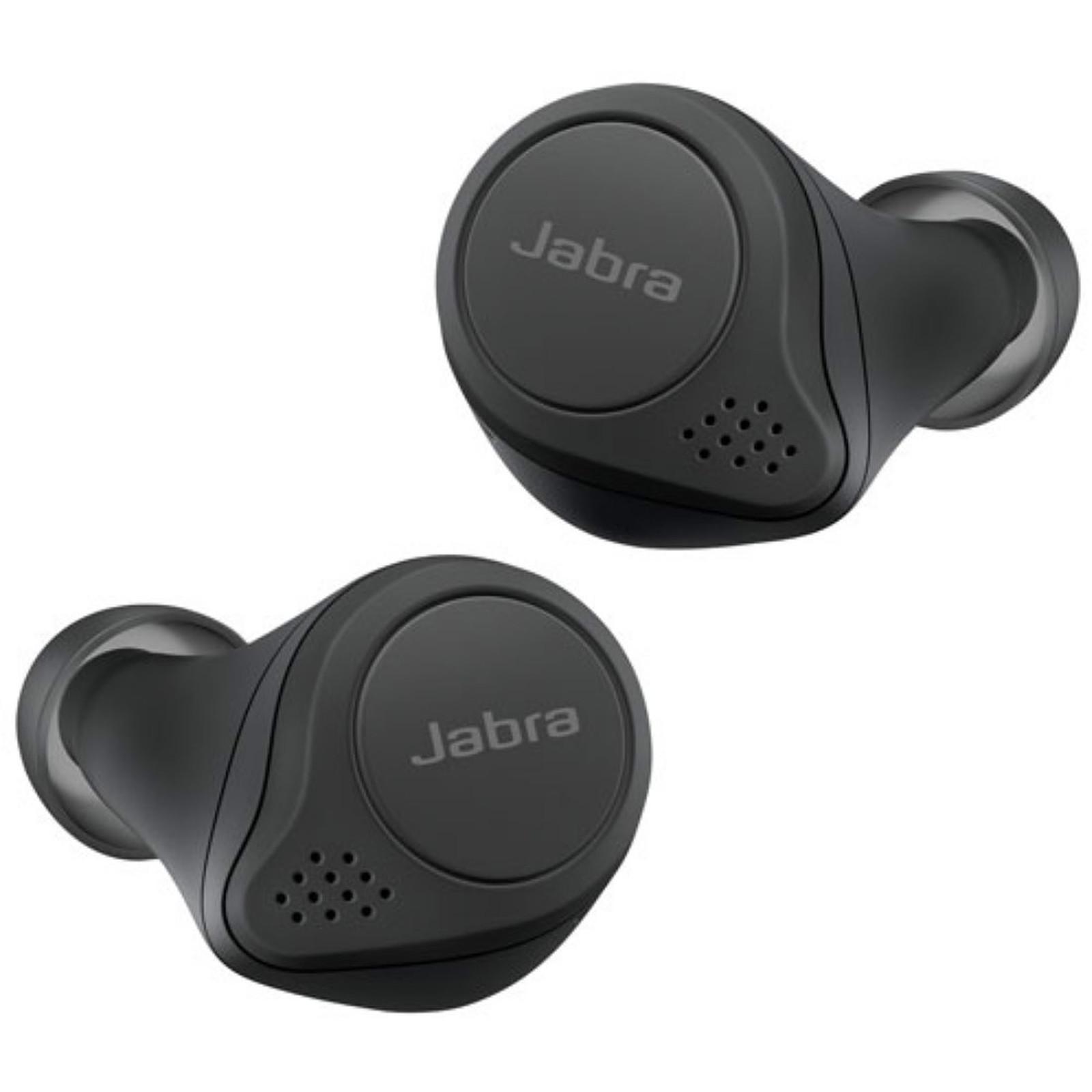 Jabra Elite 75t Noir