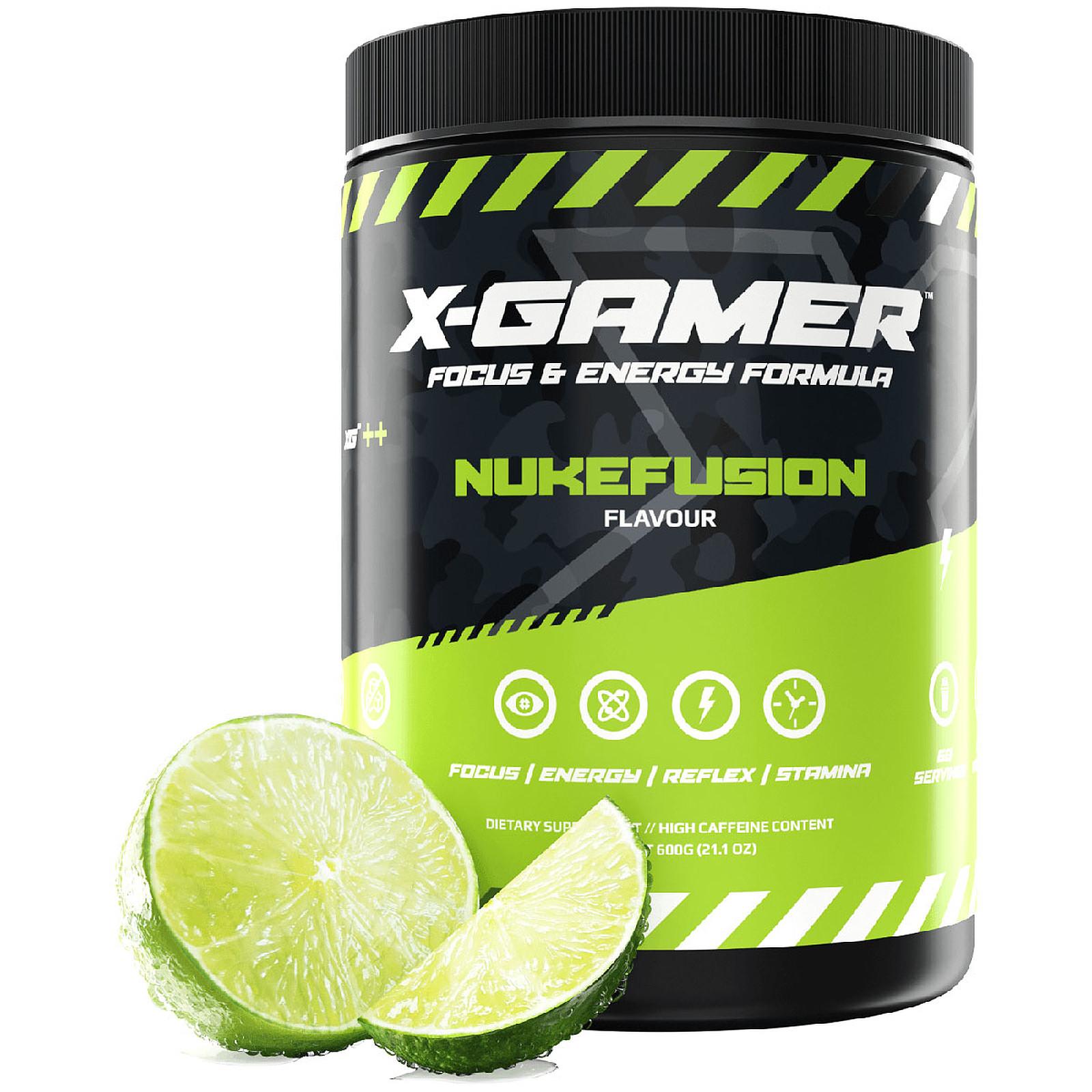 X-Gamer X-Tubz Nukefusion