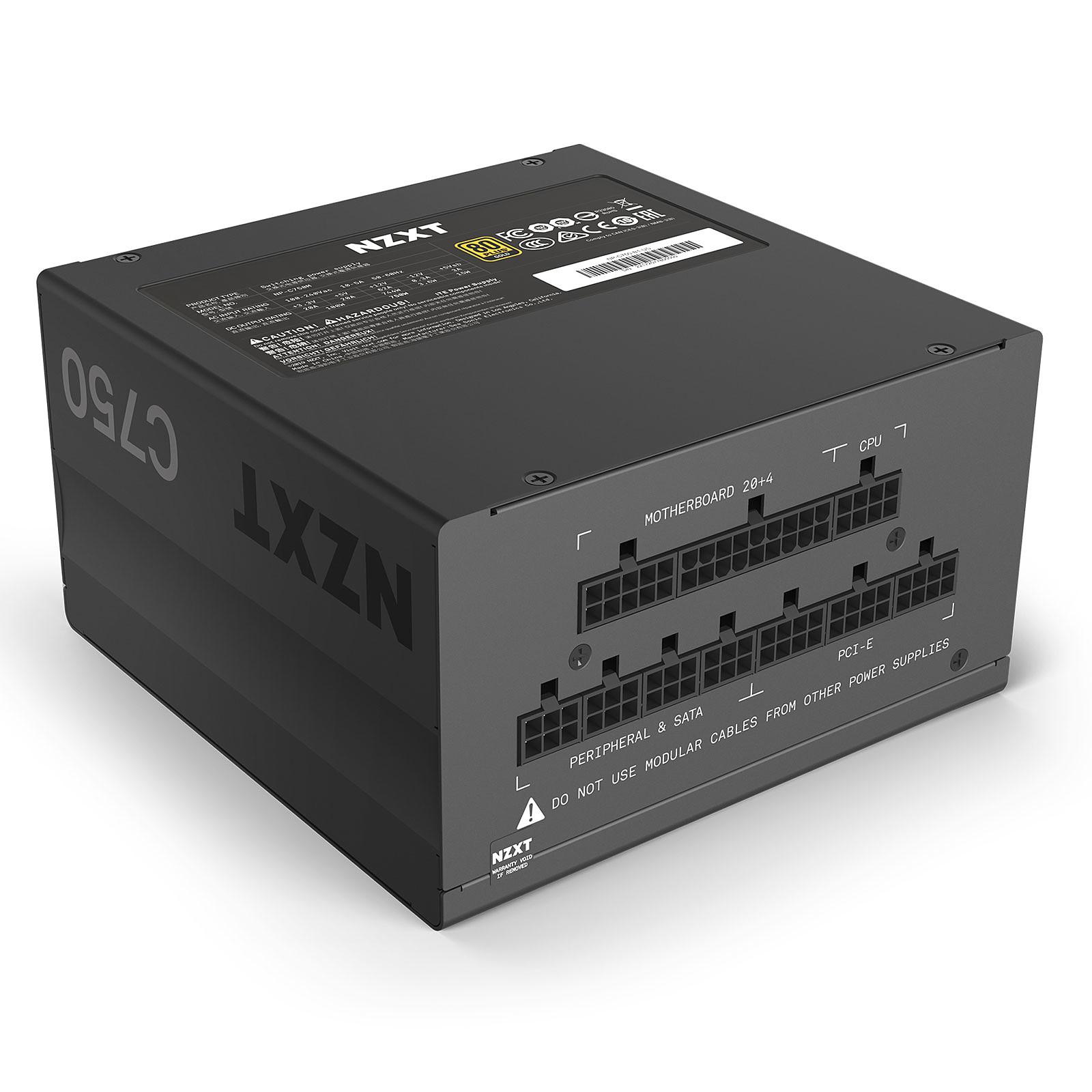 NZXT C750