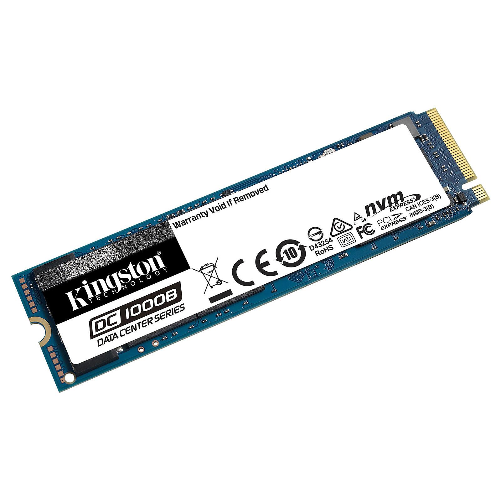 Kingston SSD DC1000B 480 Go