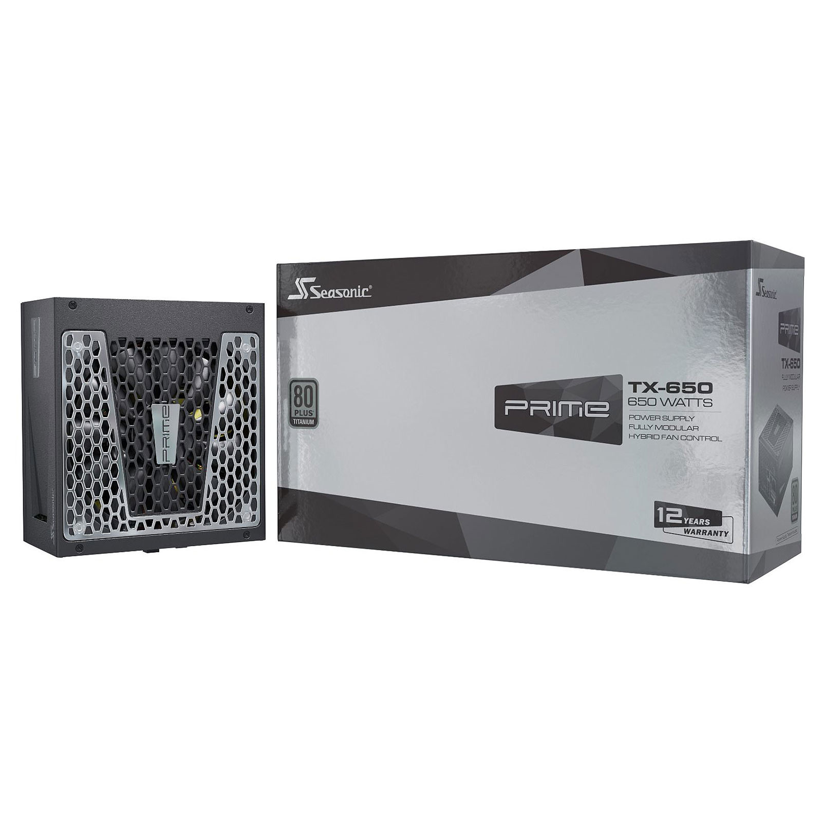 Seasonic PRIME TX-650