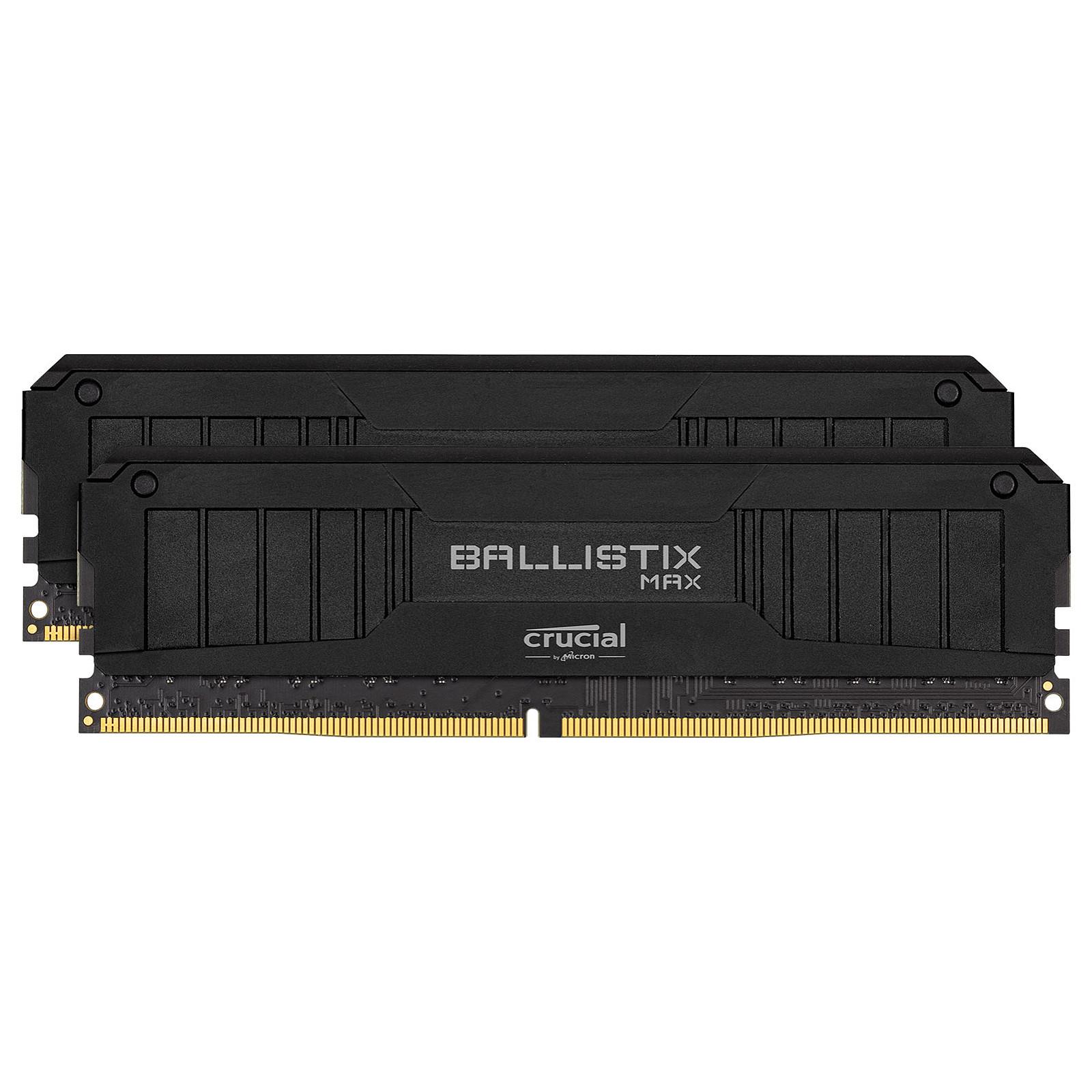 Ballistix Max 32 Go (2 x 16 Go) DDR4 4400 MHz CL19