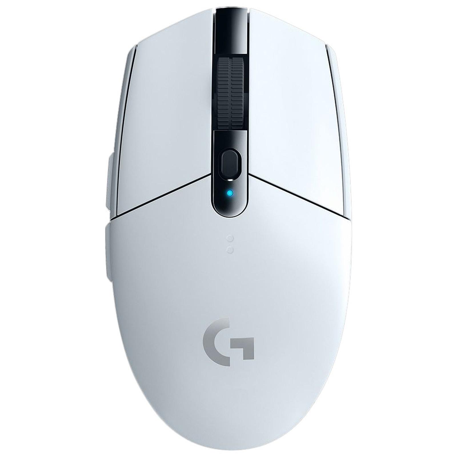 Logitech G305 Lightspeed Wireless Gaming Mouse Blanc