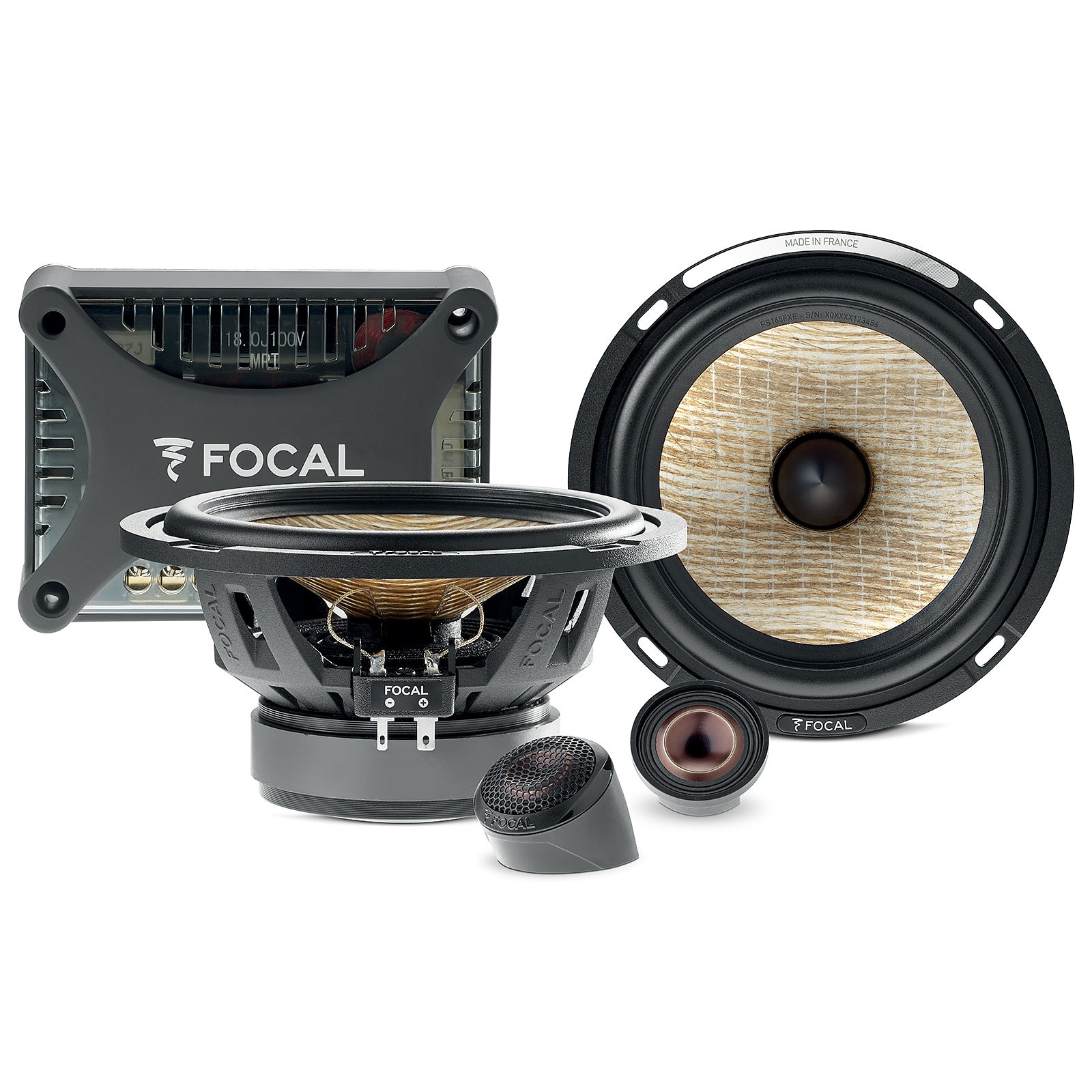 Focal PS 165 FXE Flax Evo