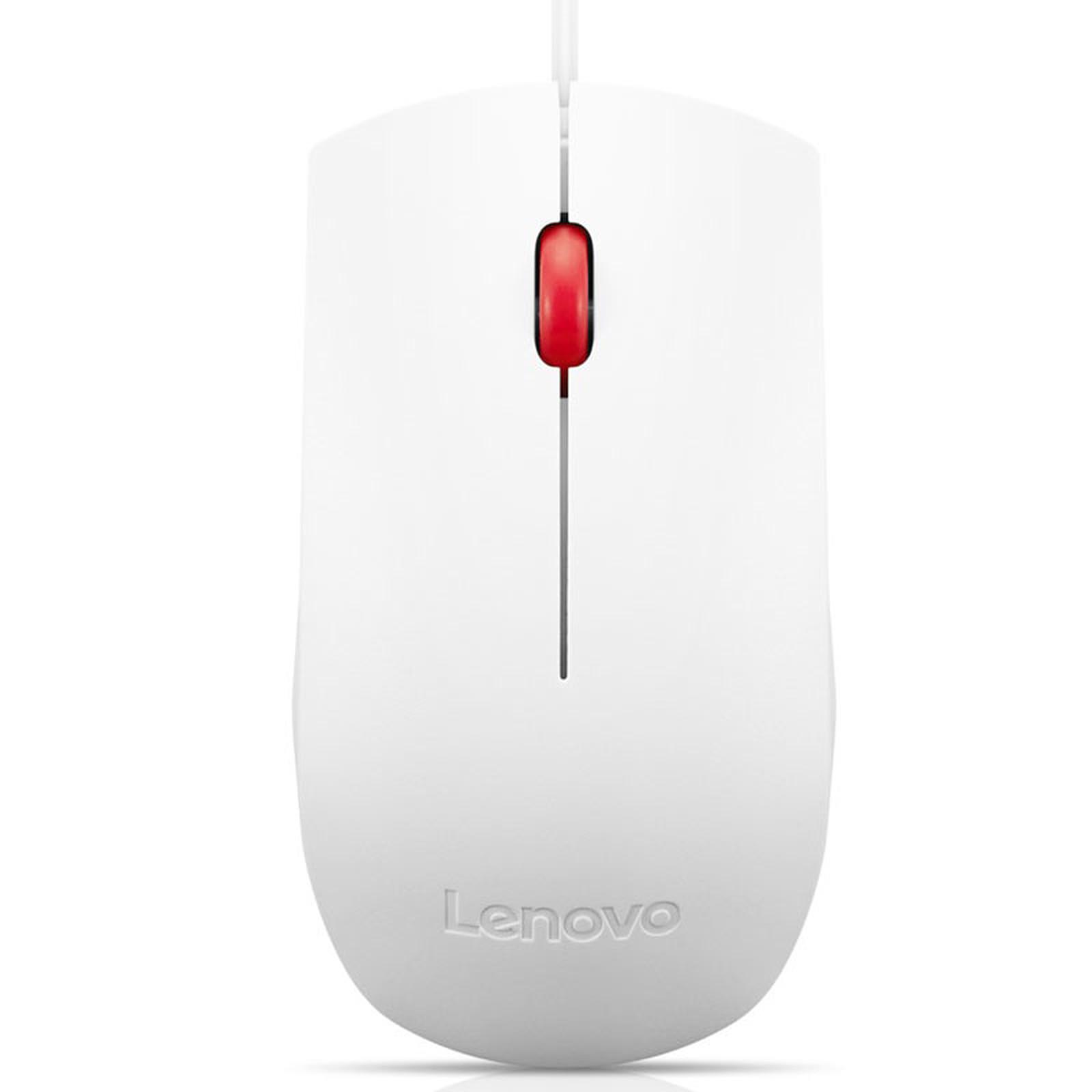 Lenovo Essential Mouse Blanco