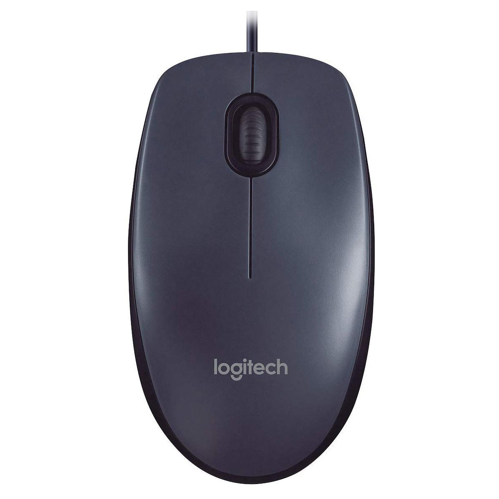 Logitech Mouse M100 Negro