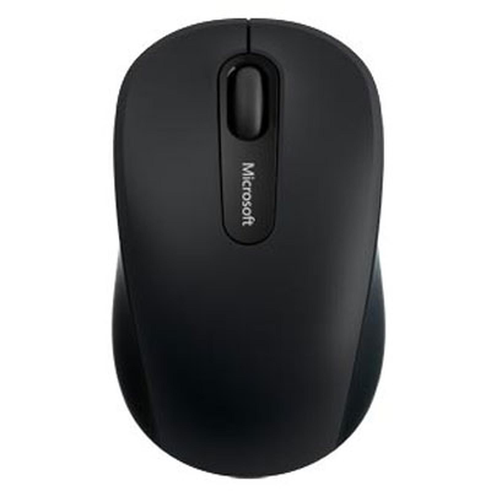 Microsoft Bluetooth Mobile Mouse 3600 Noir