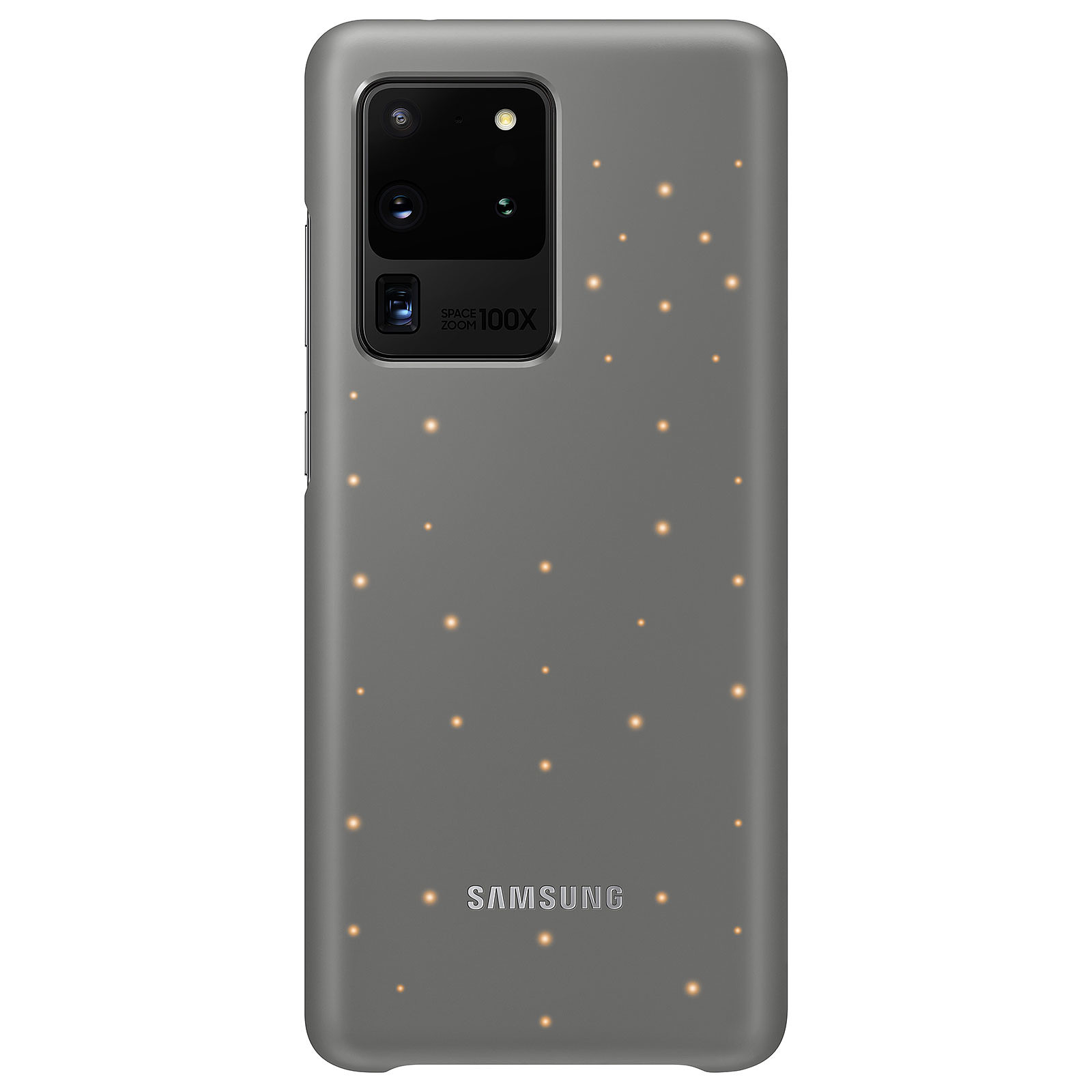 Samsung LED Cover Gris Galaxy S20 Ultra
