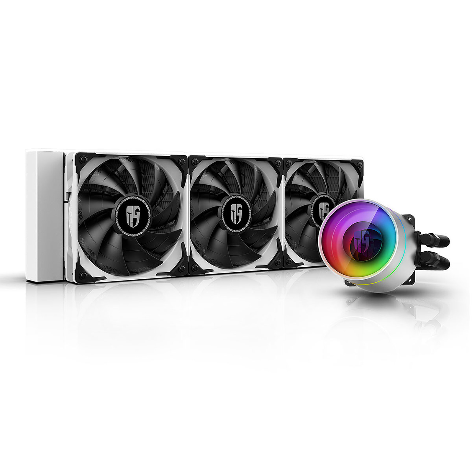 Deepcool Gamer Storm Castle 360EX White ARGB