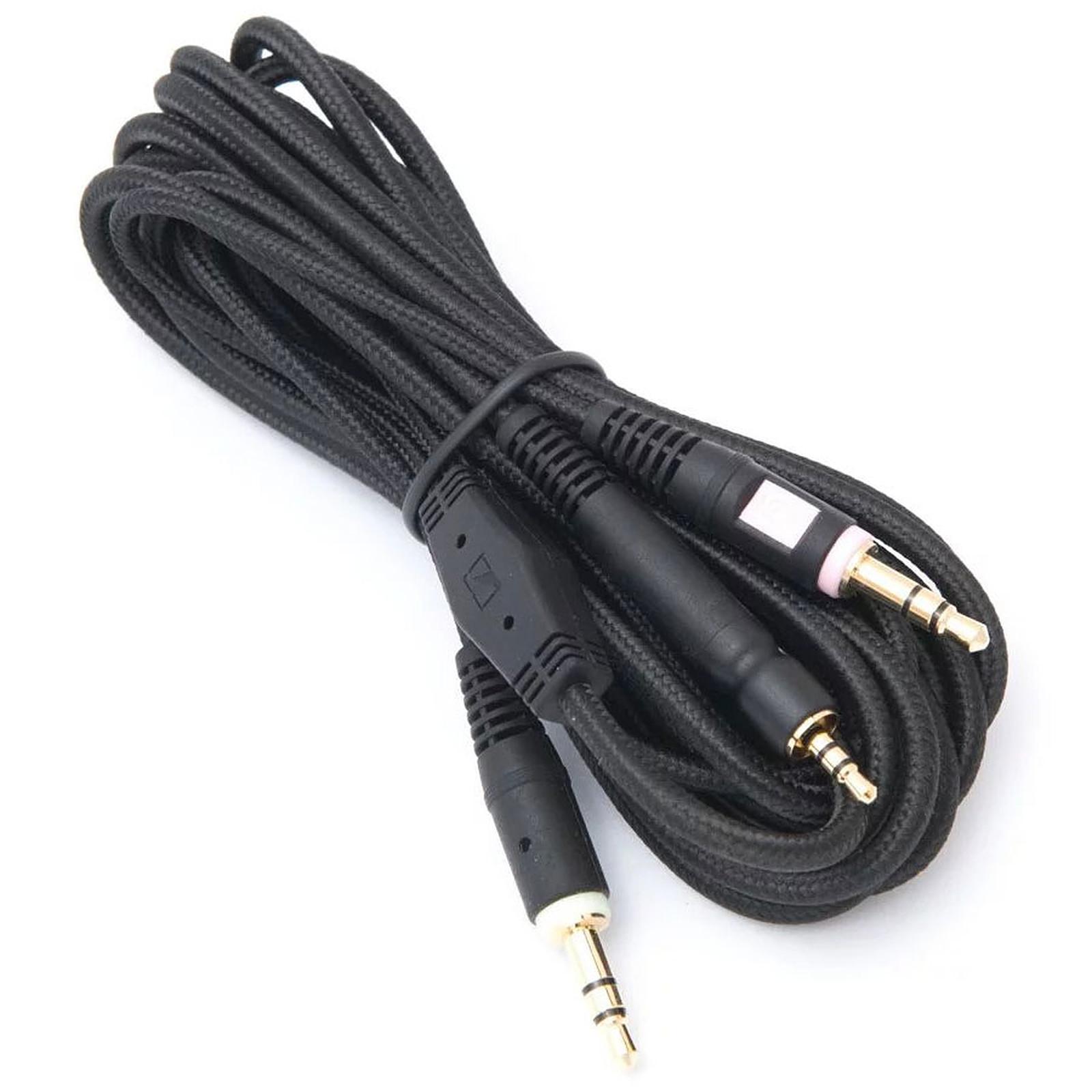 cable jack micro casque sennheiser game zero
