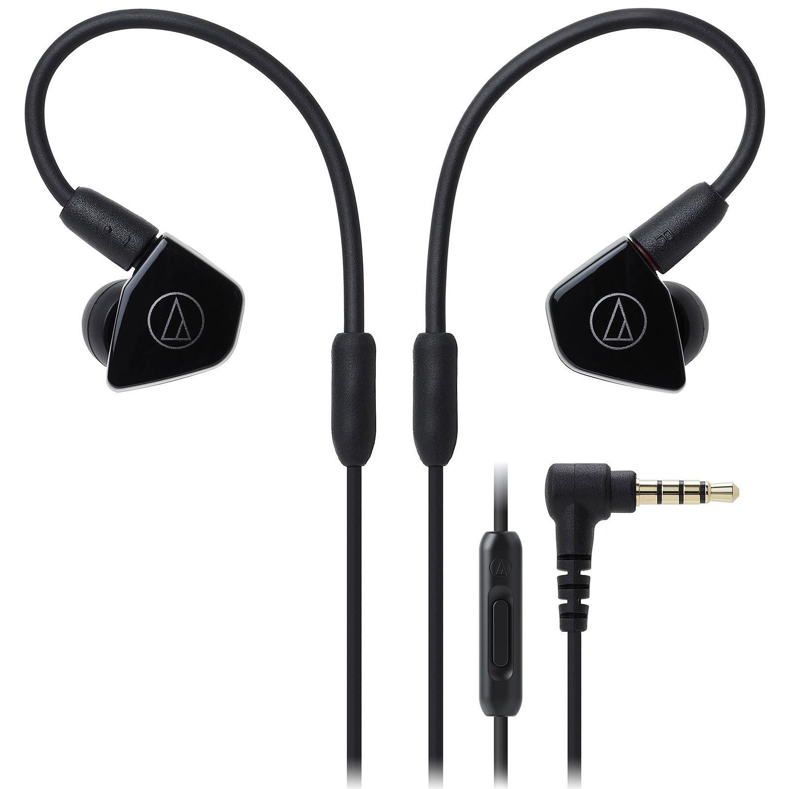 Audio-Technica ATH-LS50iS Noir