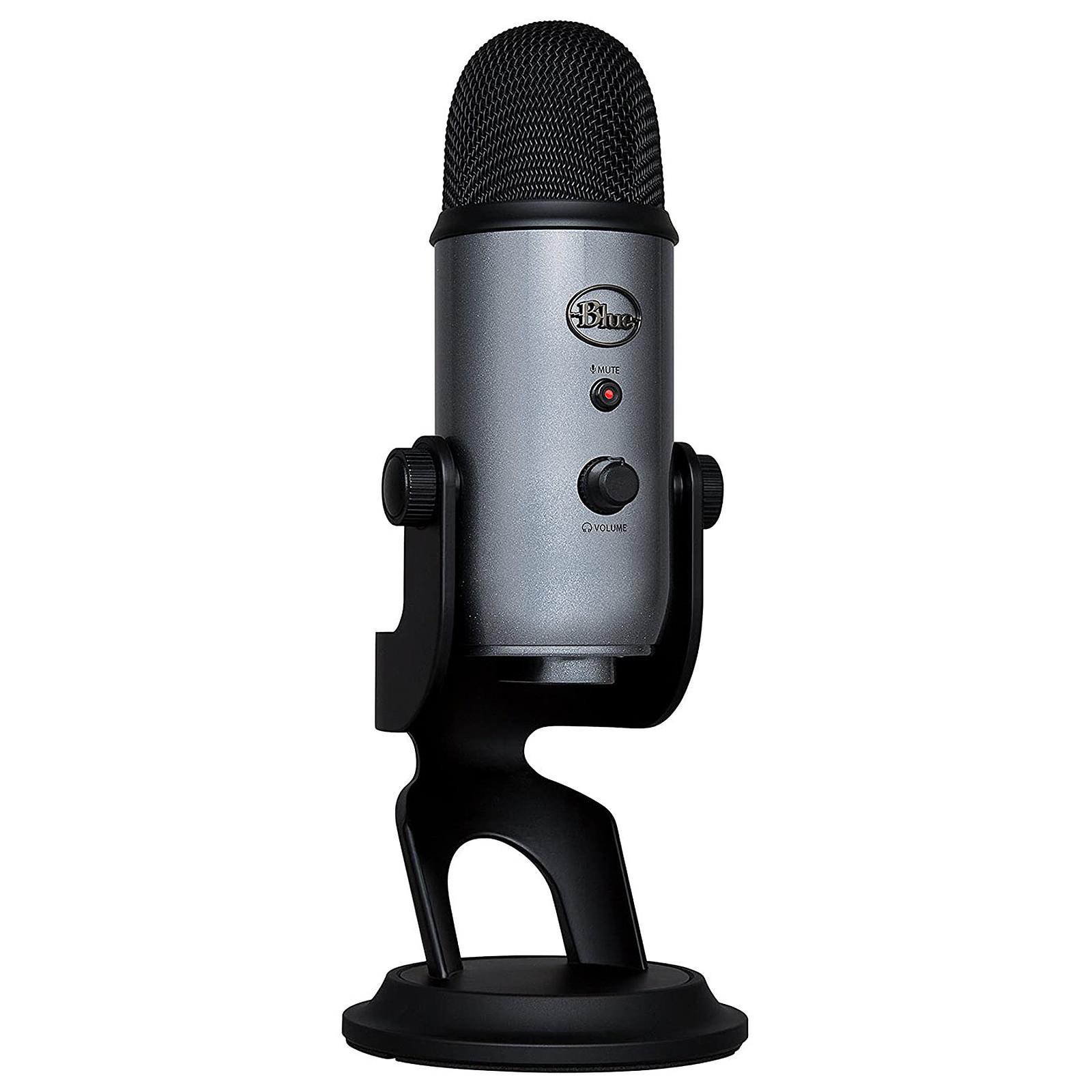 Blue Microphones Yeti Gris Lunaire