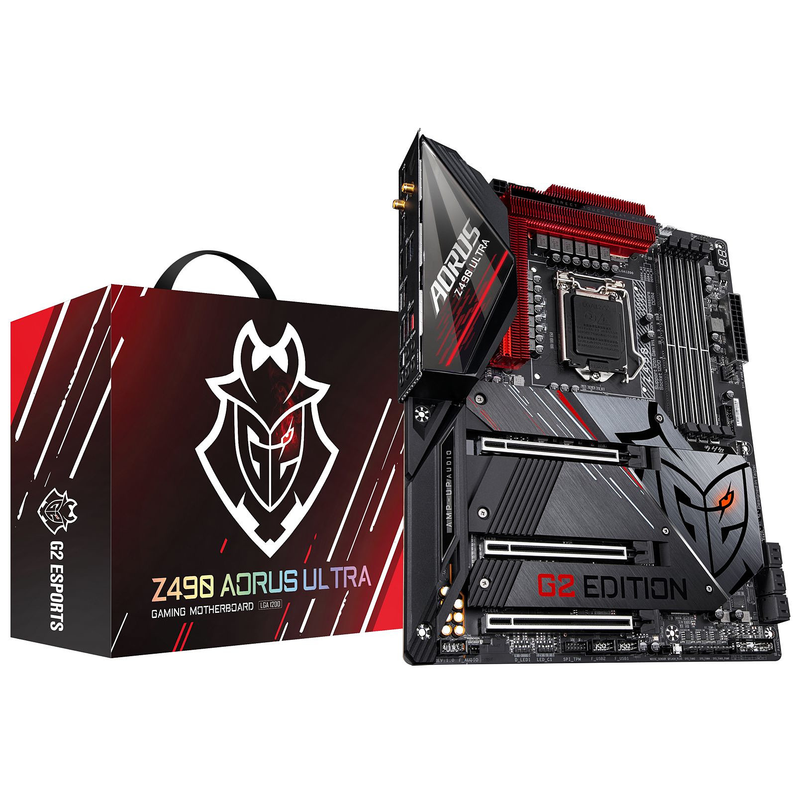 Gigabyte Z490 AORUS ULTRA G2 LIMITED EDITION