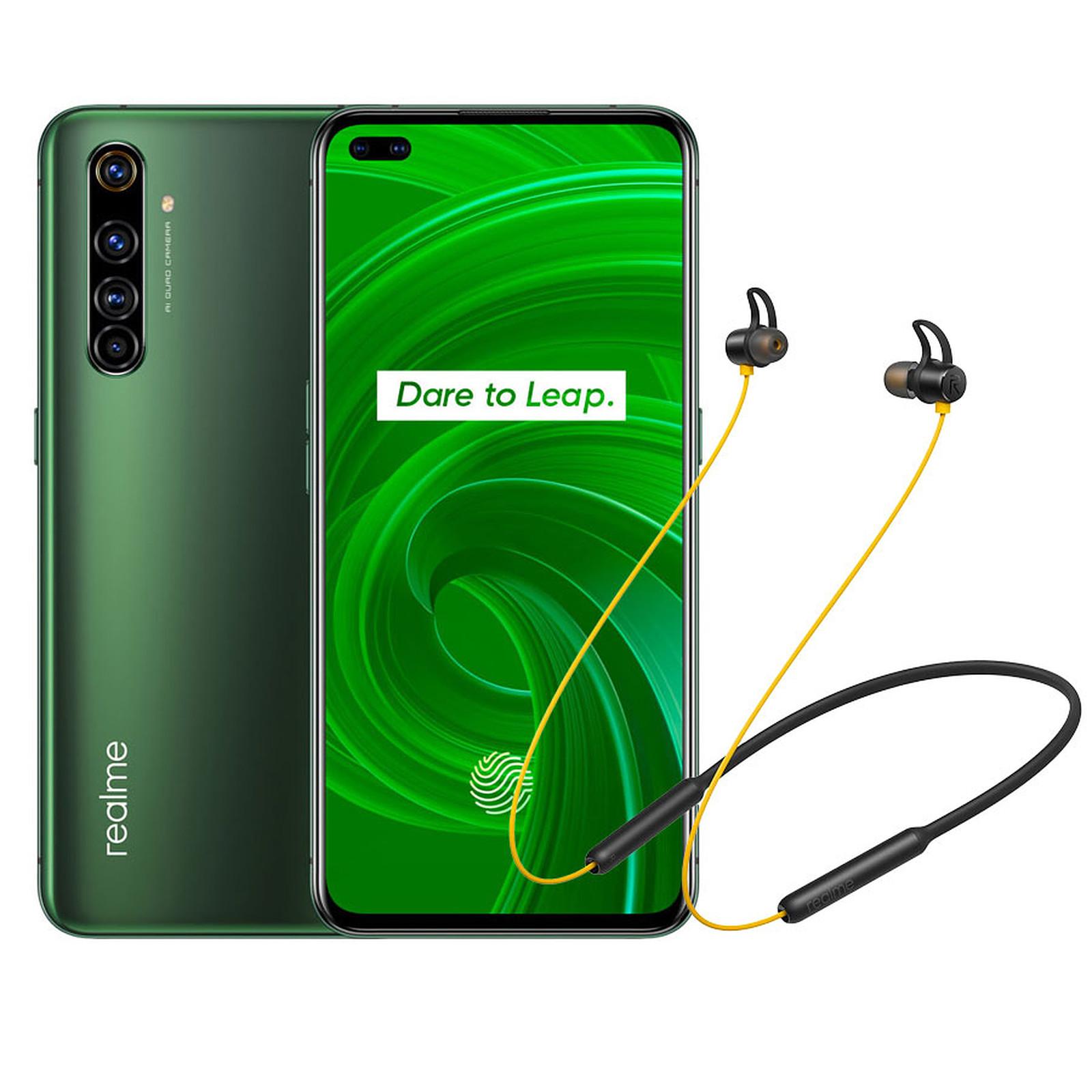 Realme X50 Pro Vert (8 Go / 128 Go) + Wireless Buds OFFERTS !