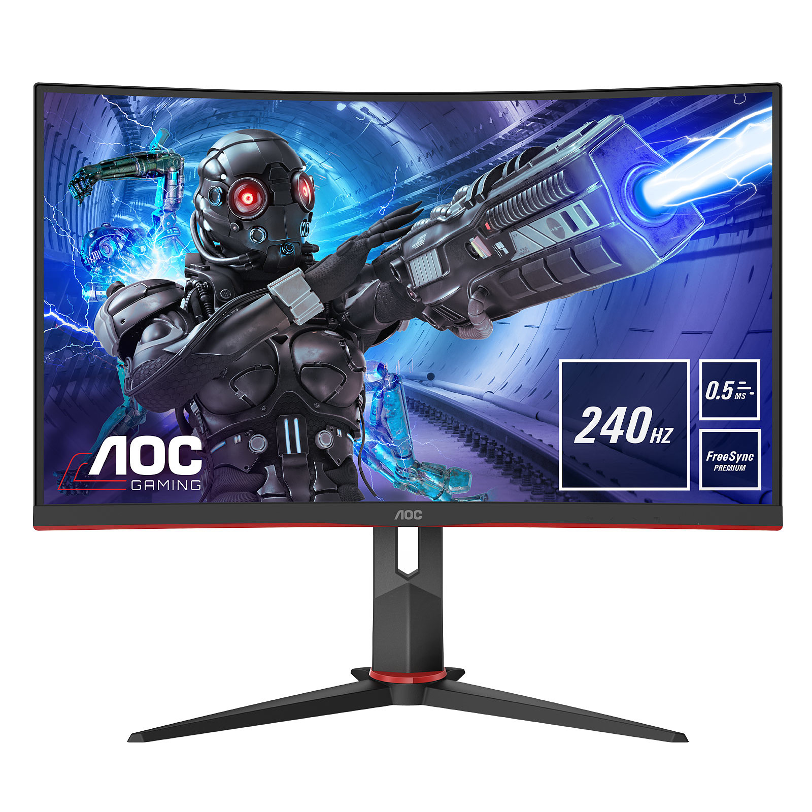 "Monitor AOC 27"" LED - C27G2ZE"
