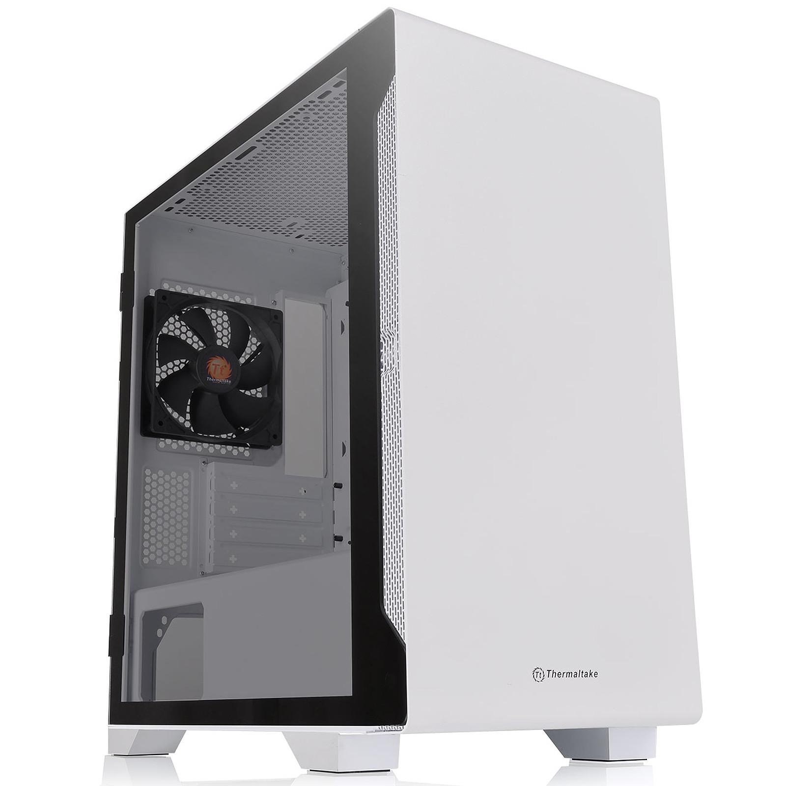 Thermaltake S100 TG White