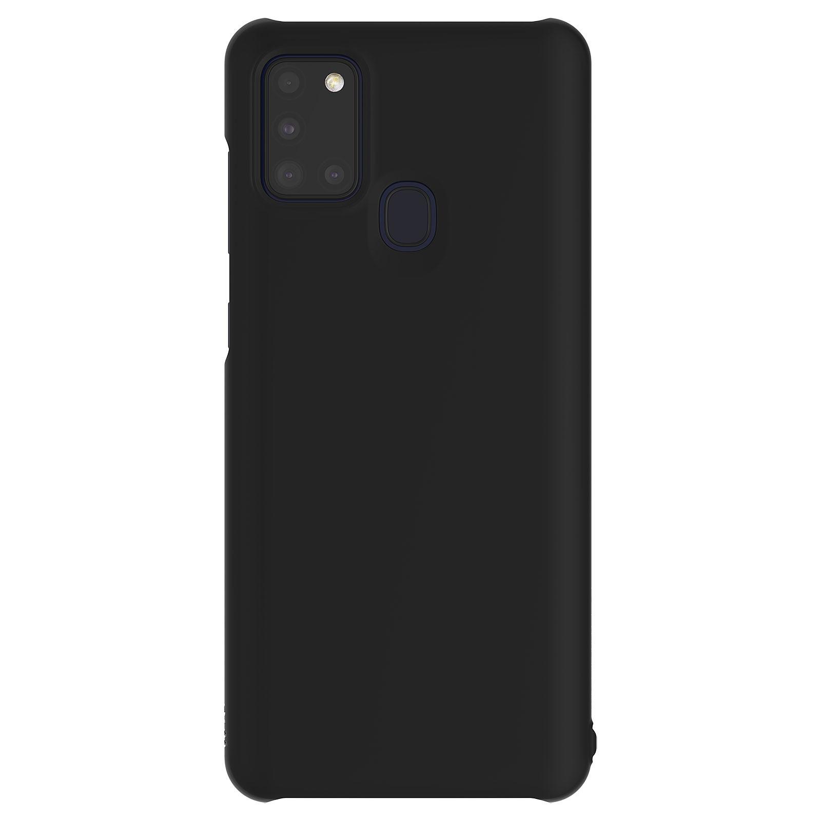 Samsung Coque Silicone Noir Galaxy A21s