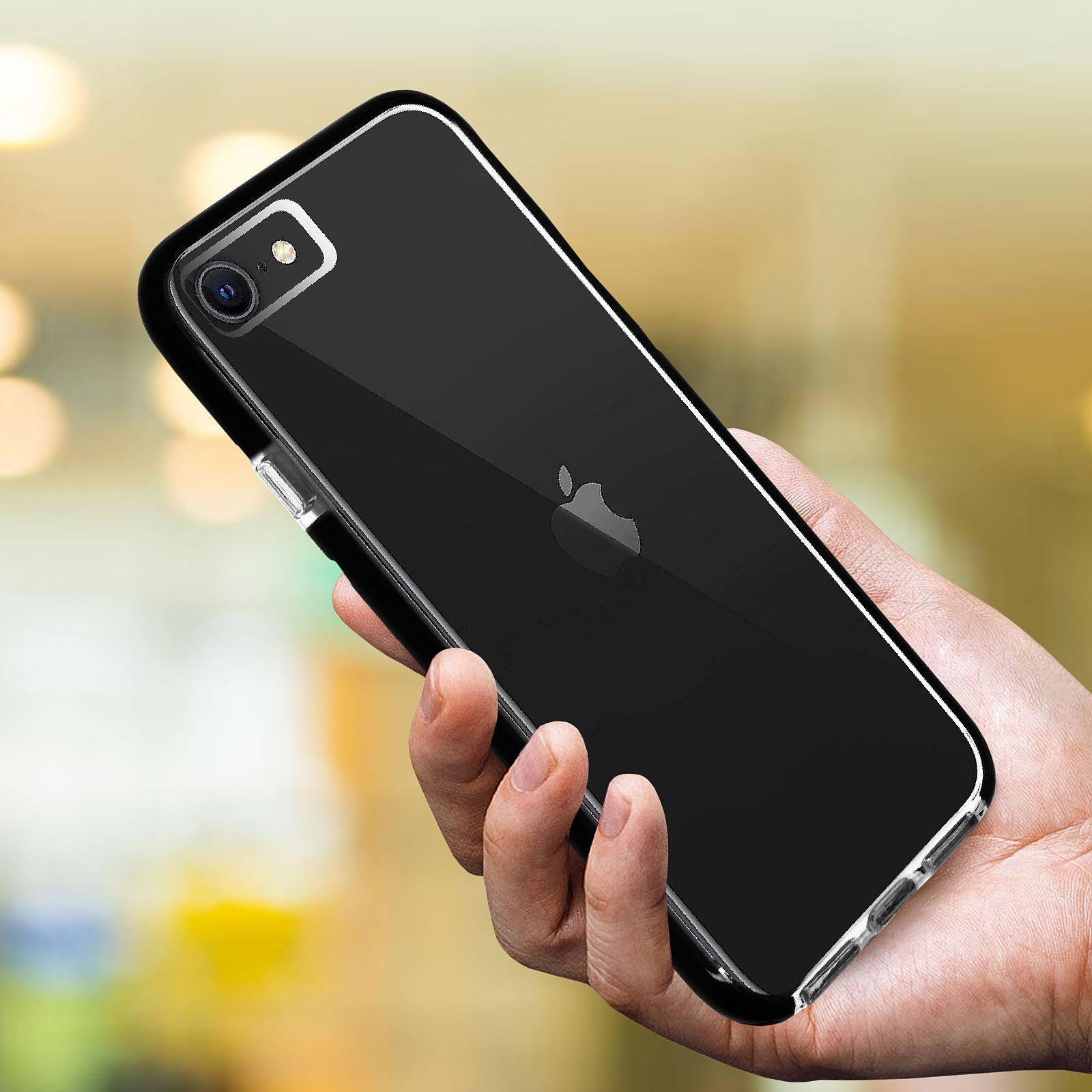 Akashi Coque TPU Ultra Renforcée Apple iPhone SE / 6 / 7 / 8