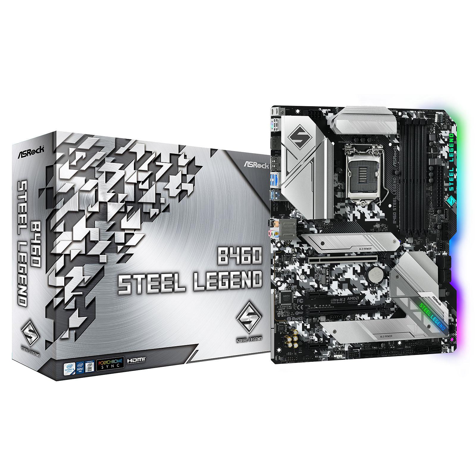 ASRock B460 Steel Legend