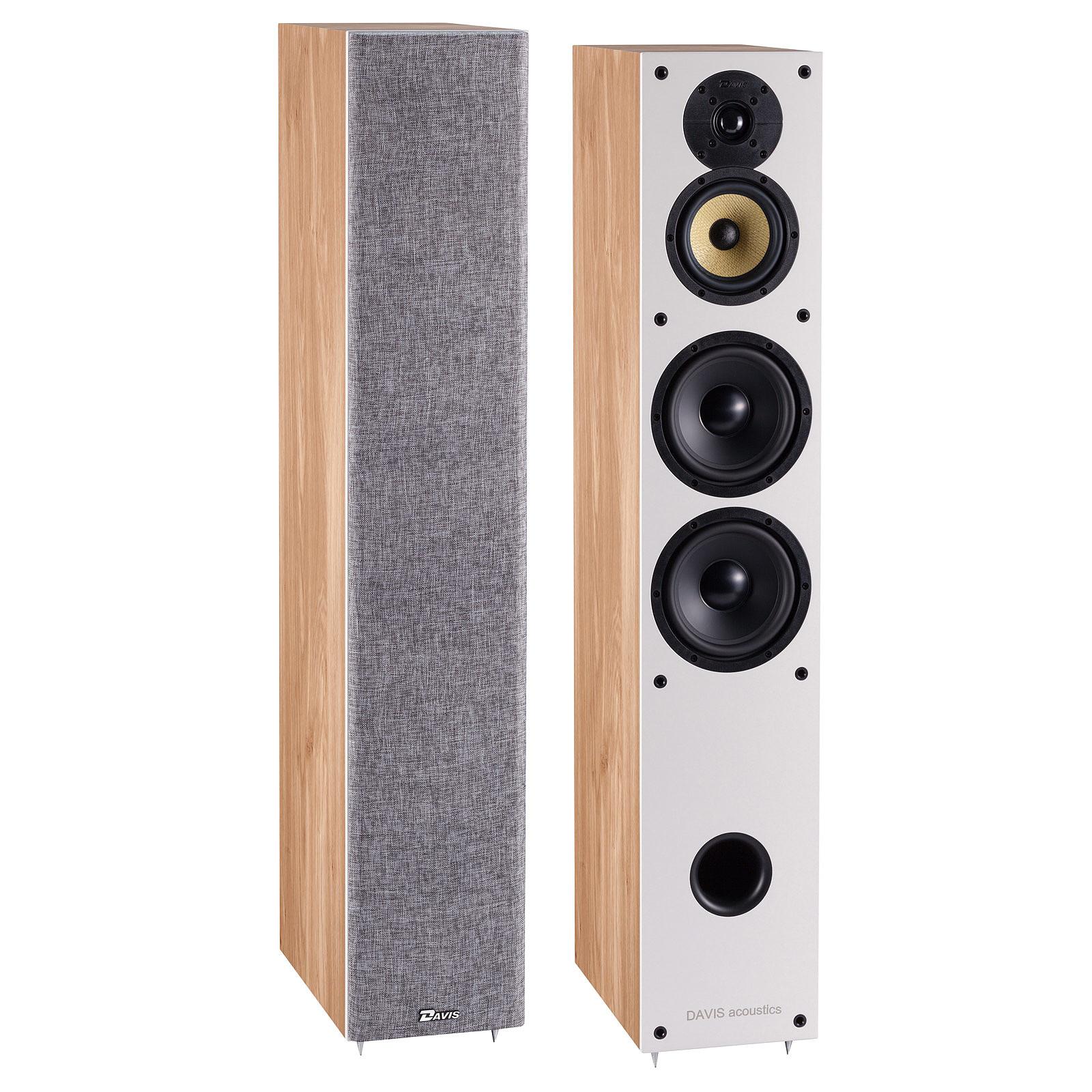 Davis Acoustics Balthus 70 Chêne Clair