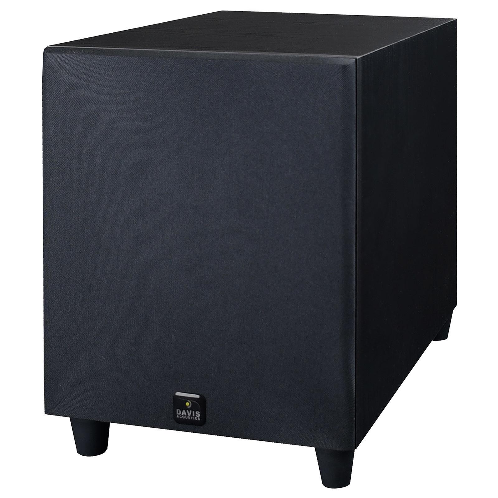 Davis Acoustics Basson 77 Frêne Noir